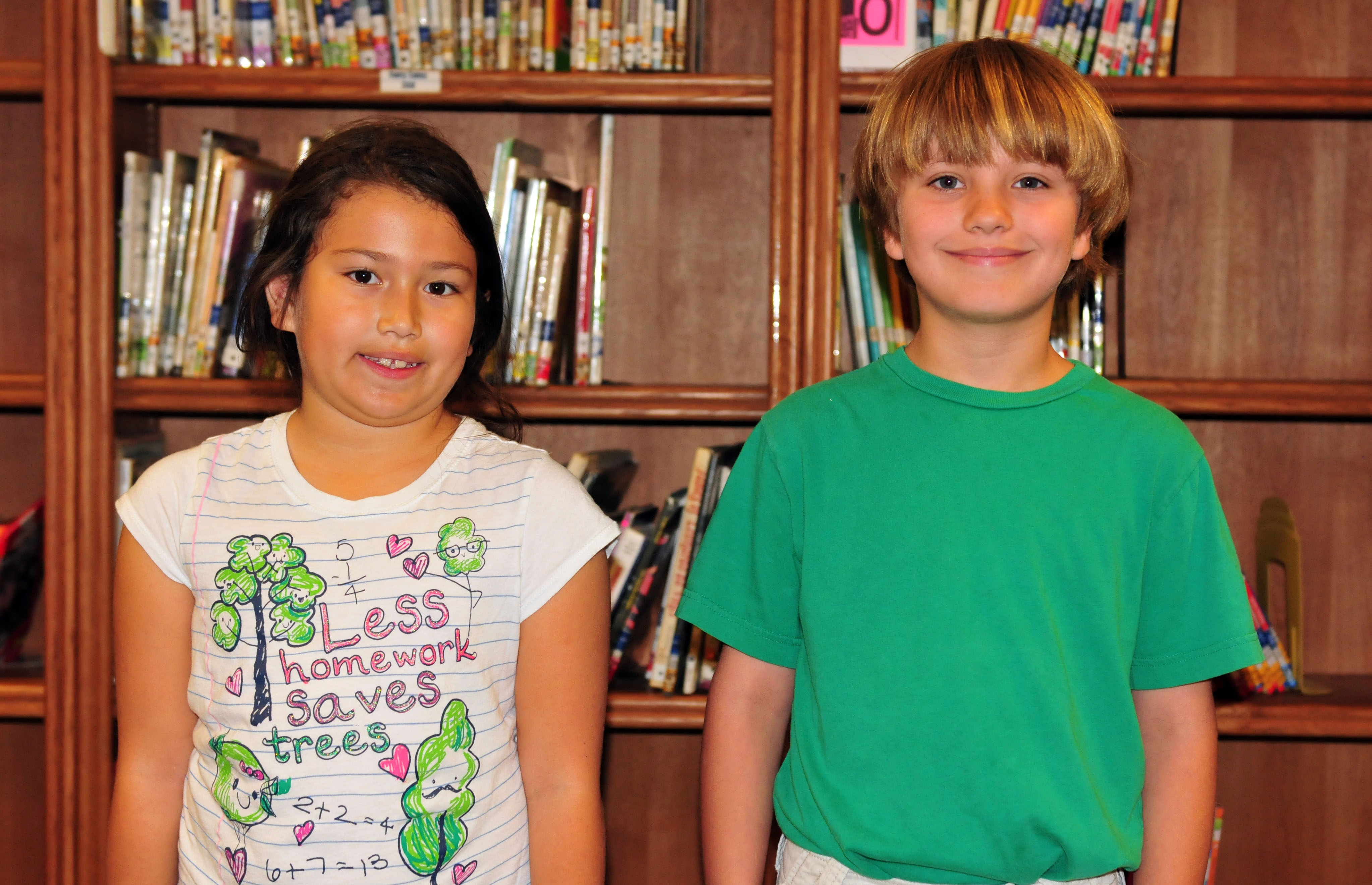 Students honored for creativity during state PTA competition