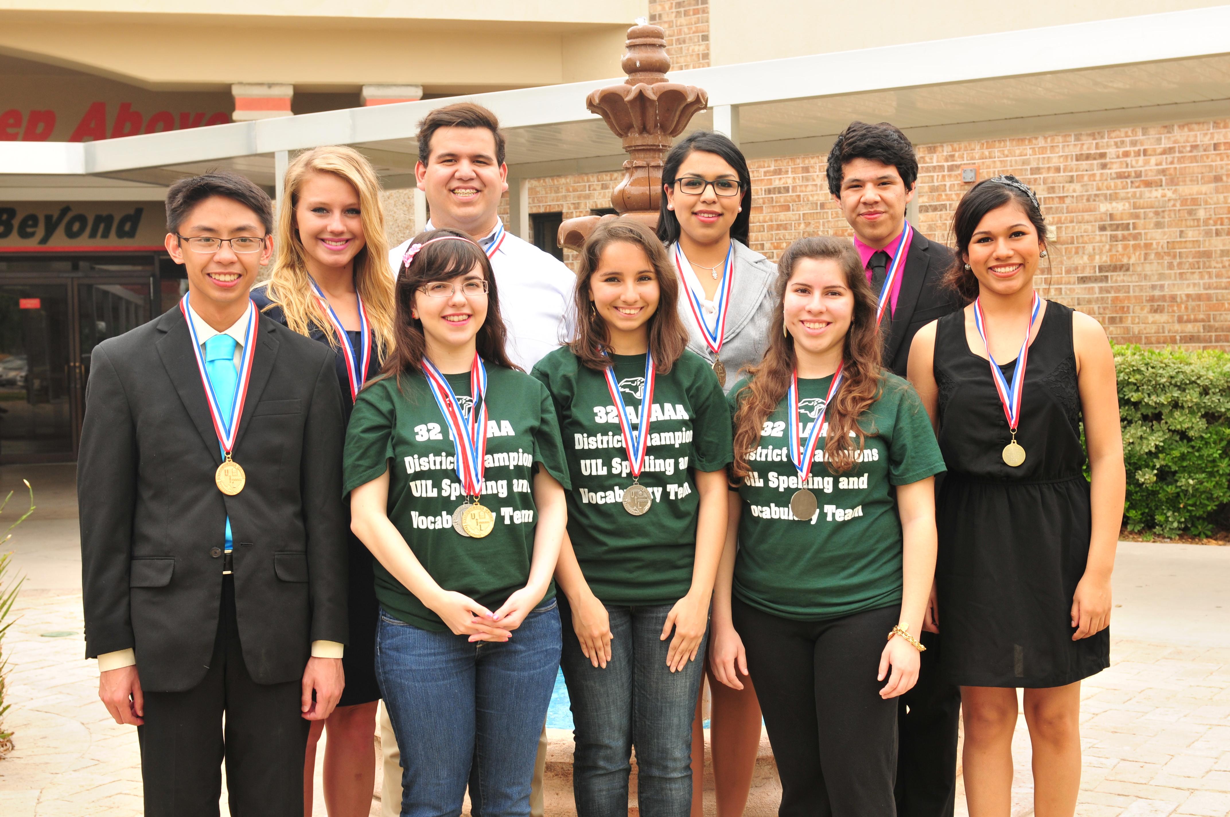 HHSS Academics named Region Champion at tournament