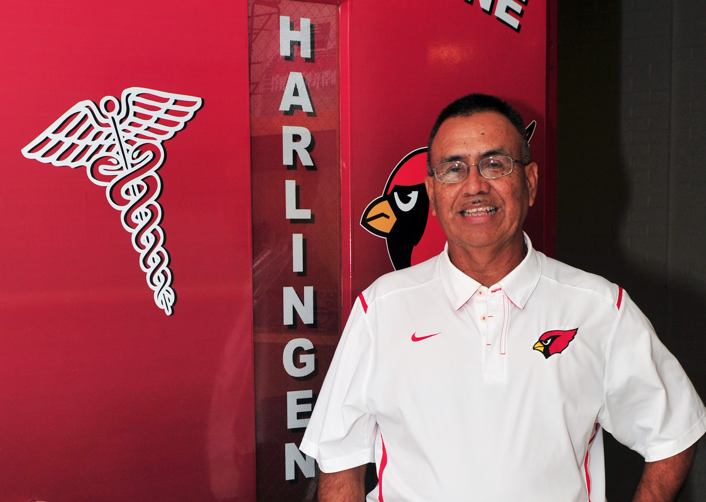 HHS trainer selected to enter Rio Grande Valley Sports Hall of Fame