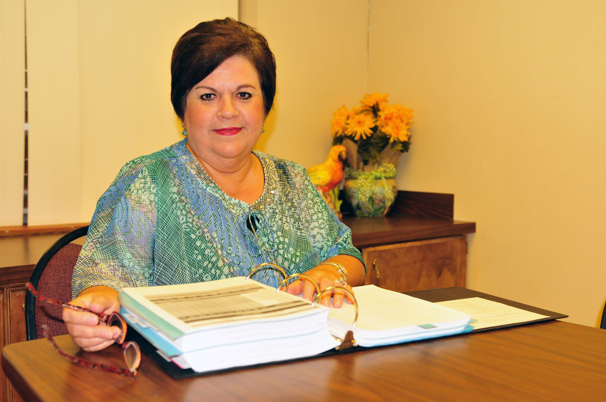 Person of the Week: Hernandez creates pathways for academic transitions at HCISD