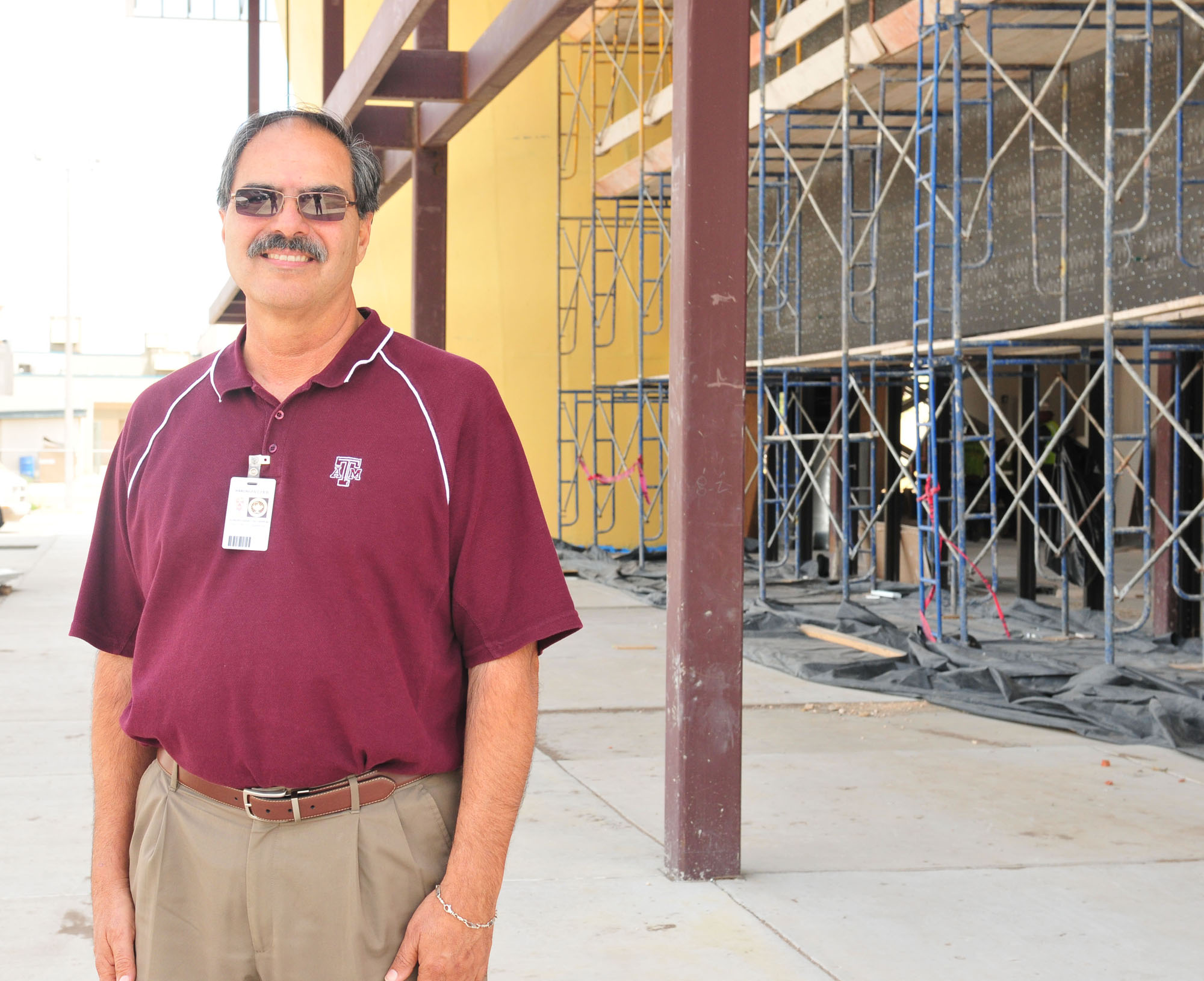 Person of the Week: Villarreal constructs learning pathways at HCISD