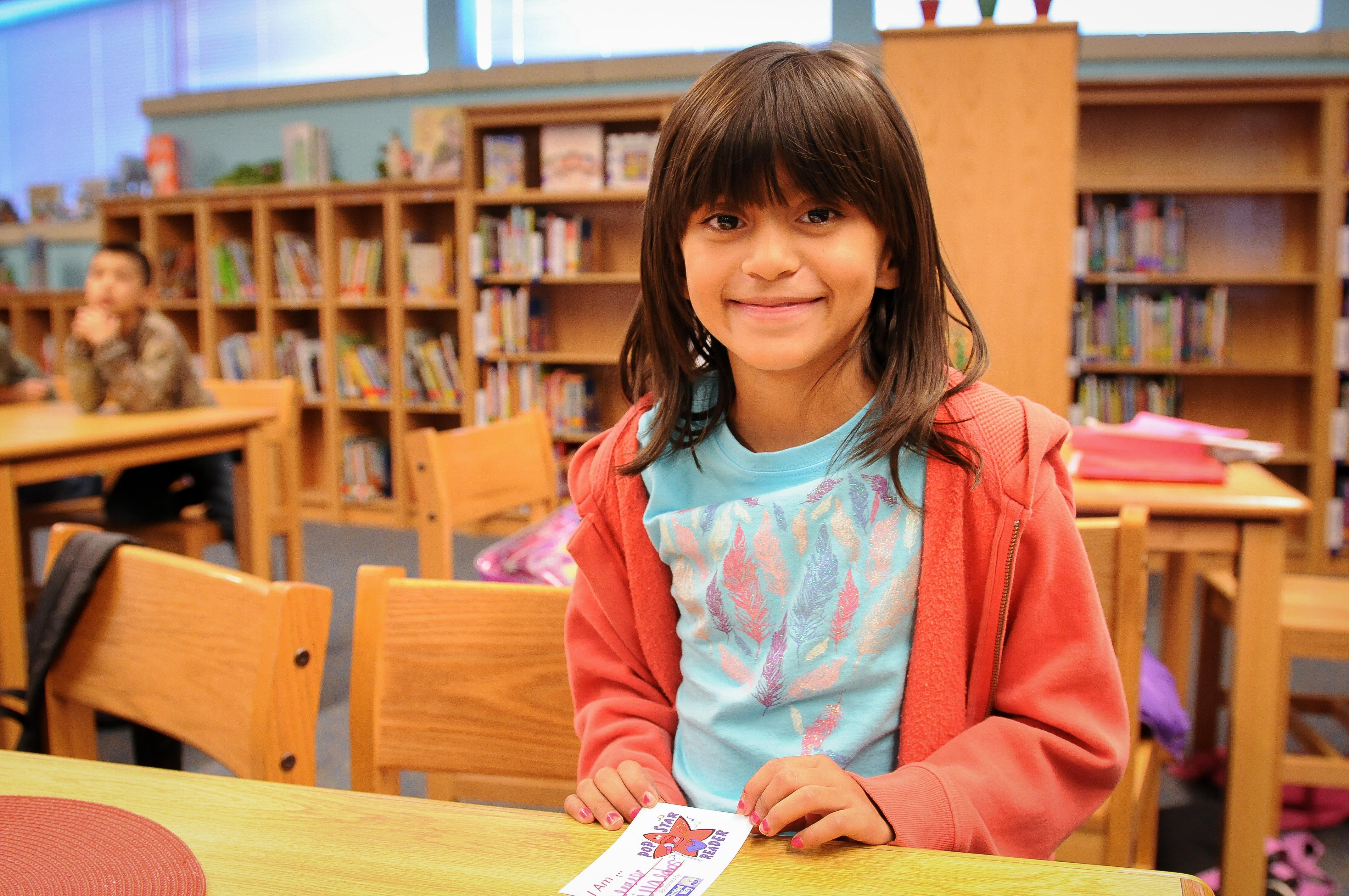 HCISD celebrates National Library Week