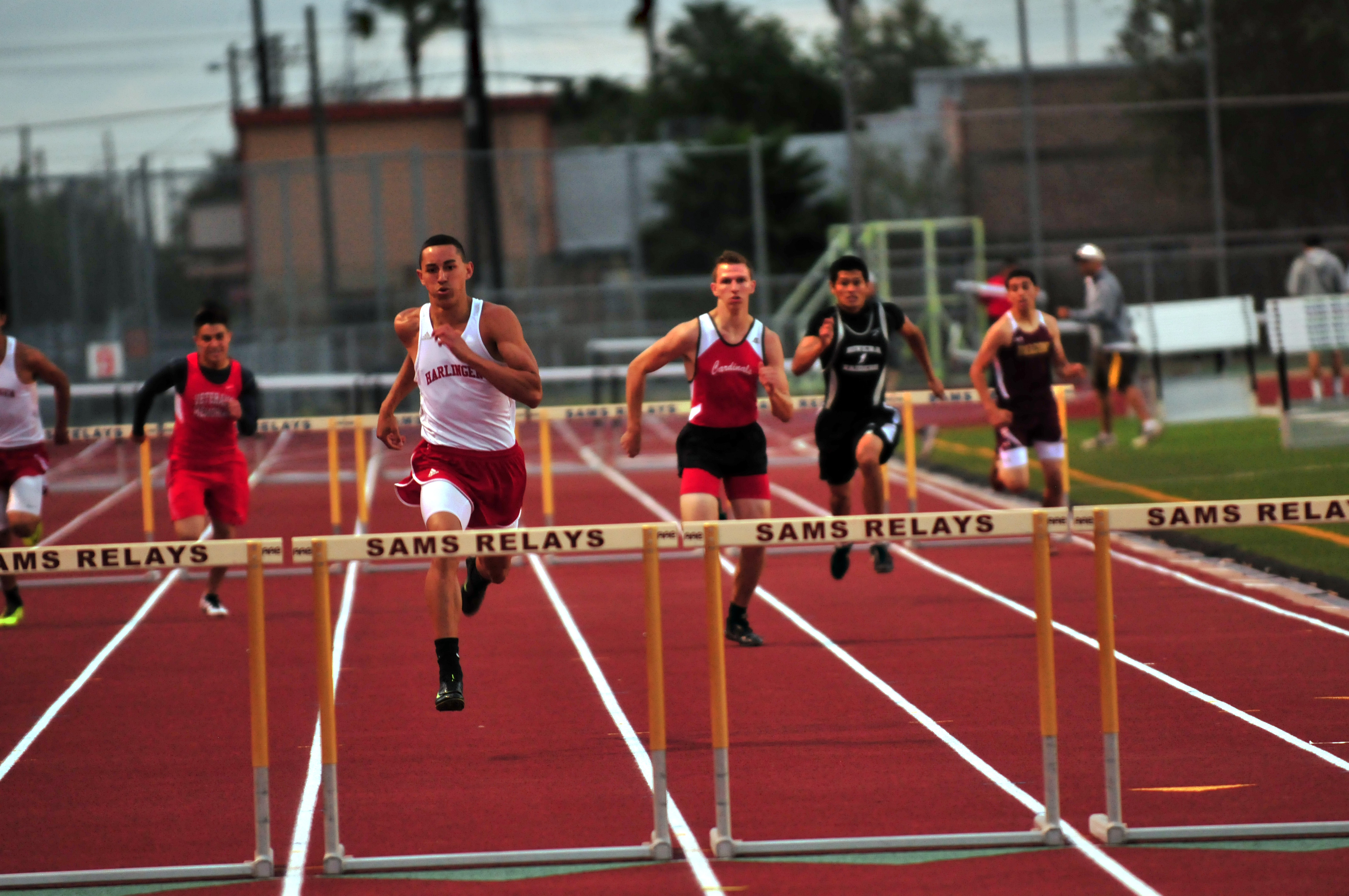 high school track and field meet forms