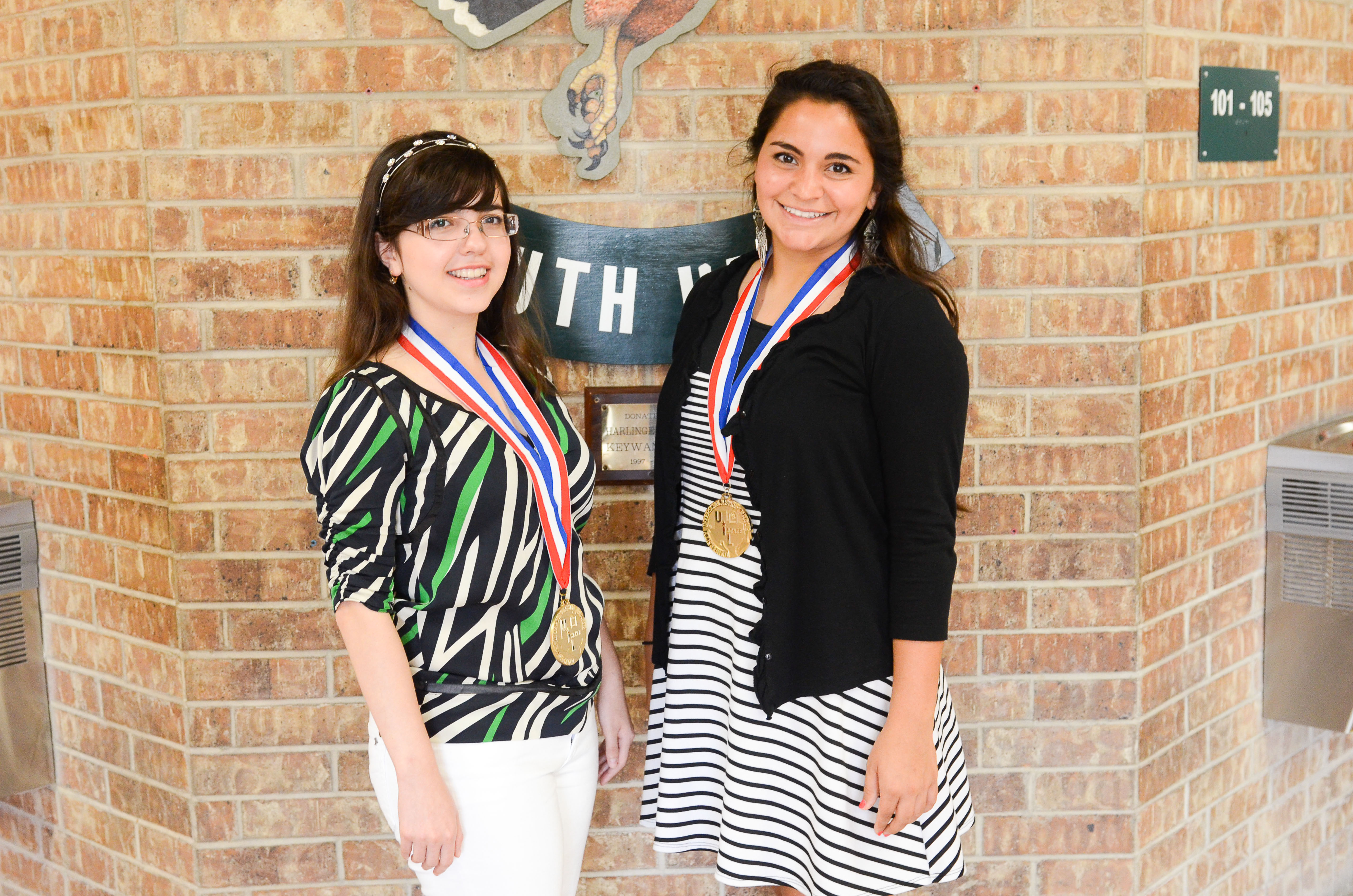 Quintanilla, Gonzalez named UIL Academic State Champions