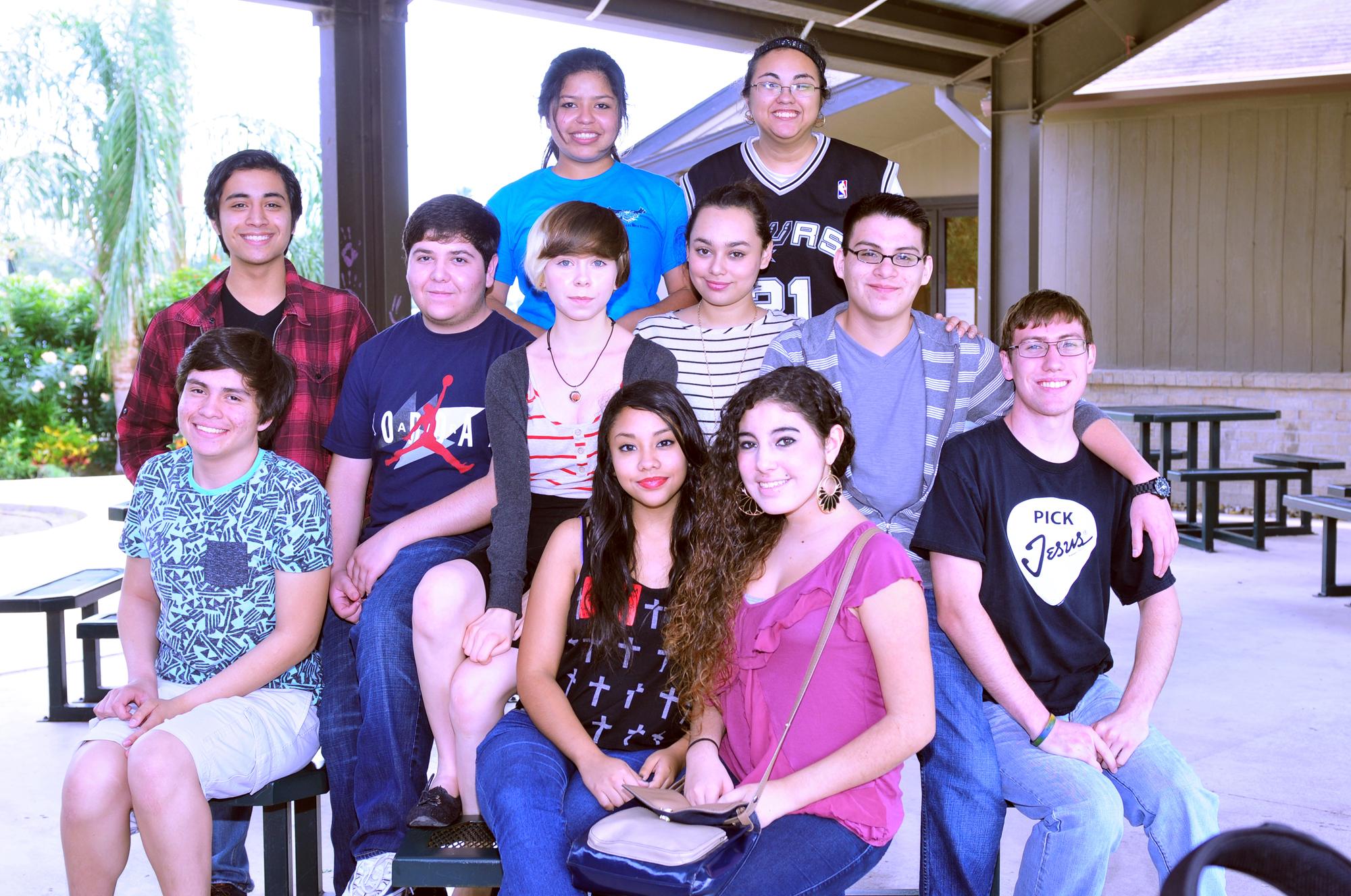 ECHS seniors help future graduates excel in classrooms