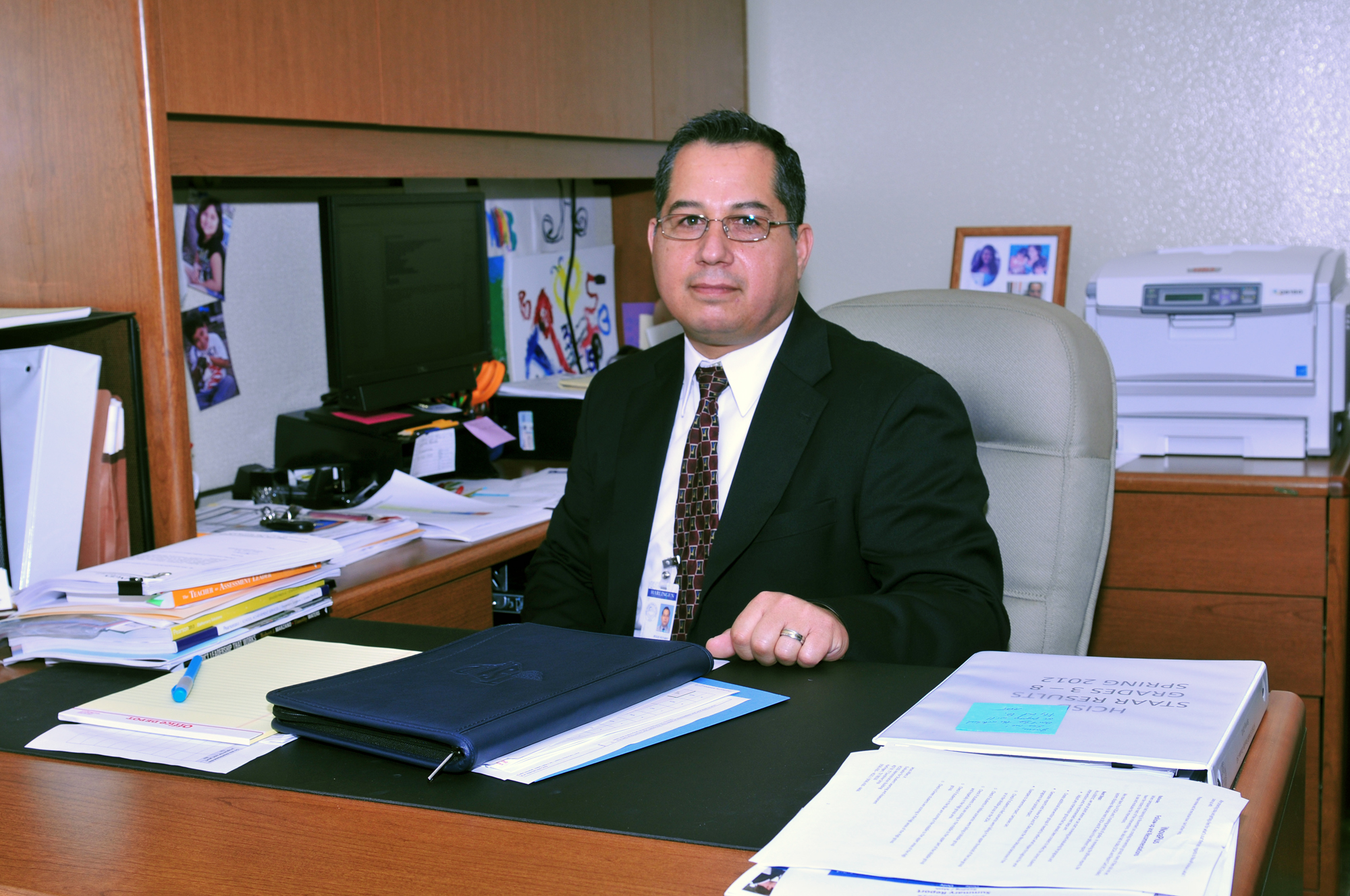 Person of the Week: Alfaro seeks best academic fit for student success