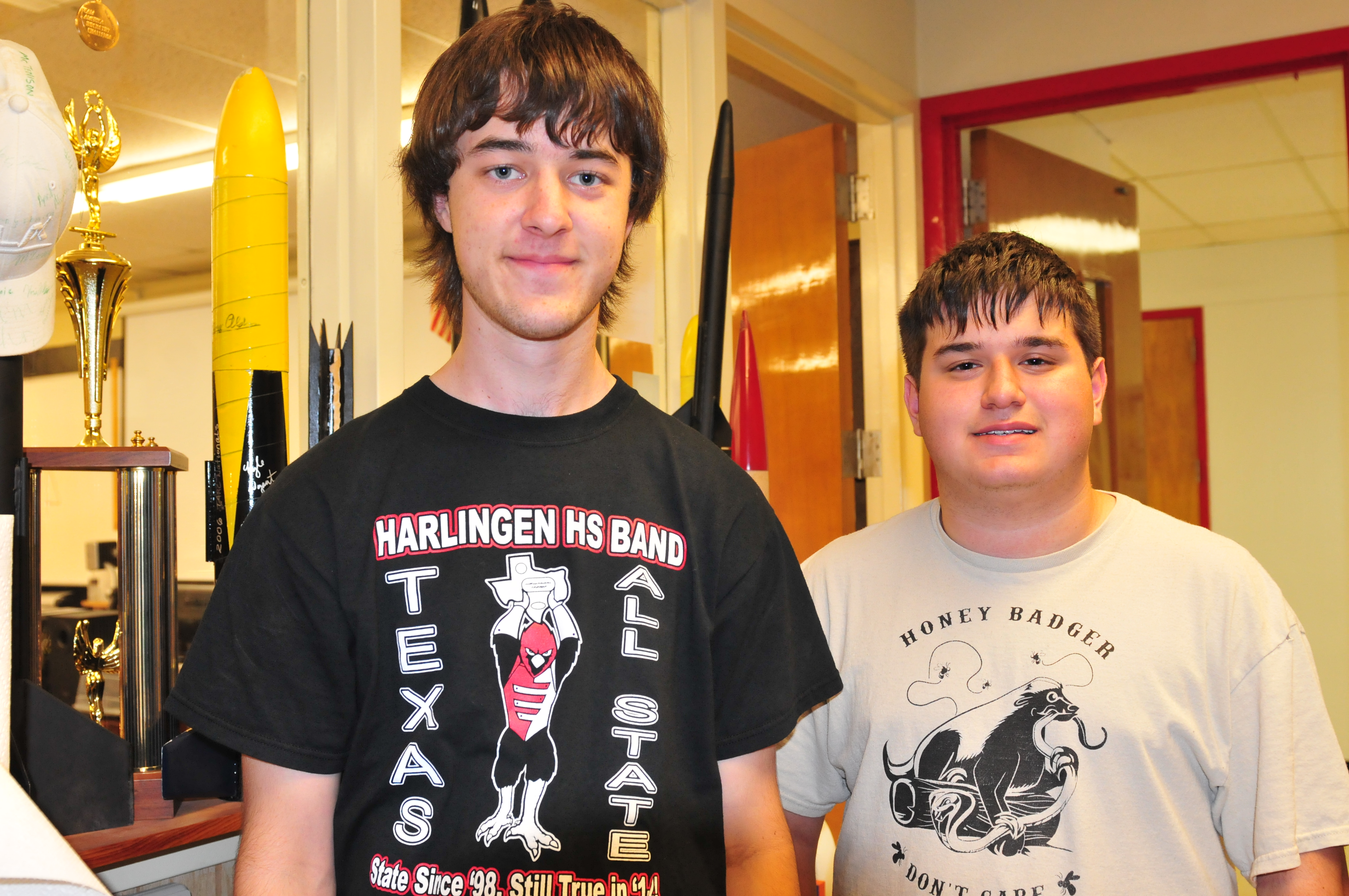 HHS students selected to work with NASA Engineers