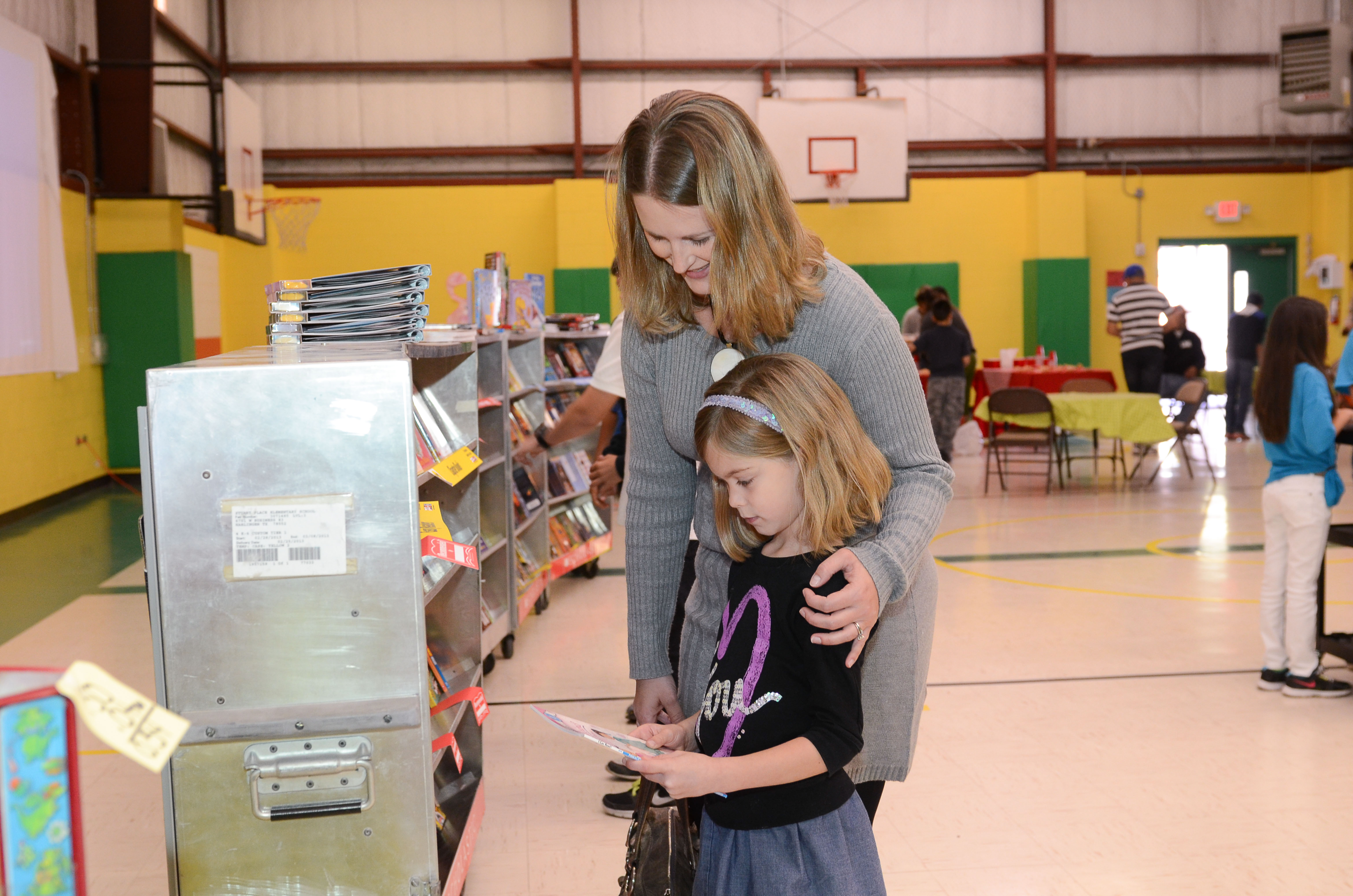 Community invited to attend second annual Family Literacy Week