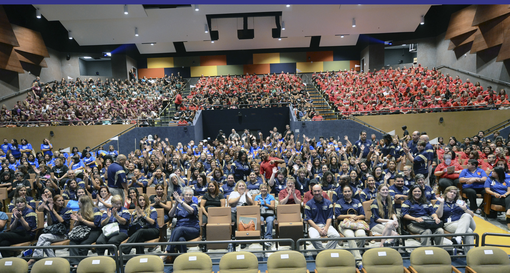 District celebrates new school year at annual Kick-off