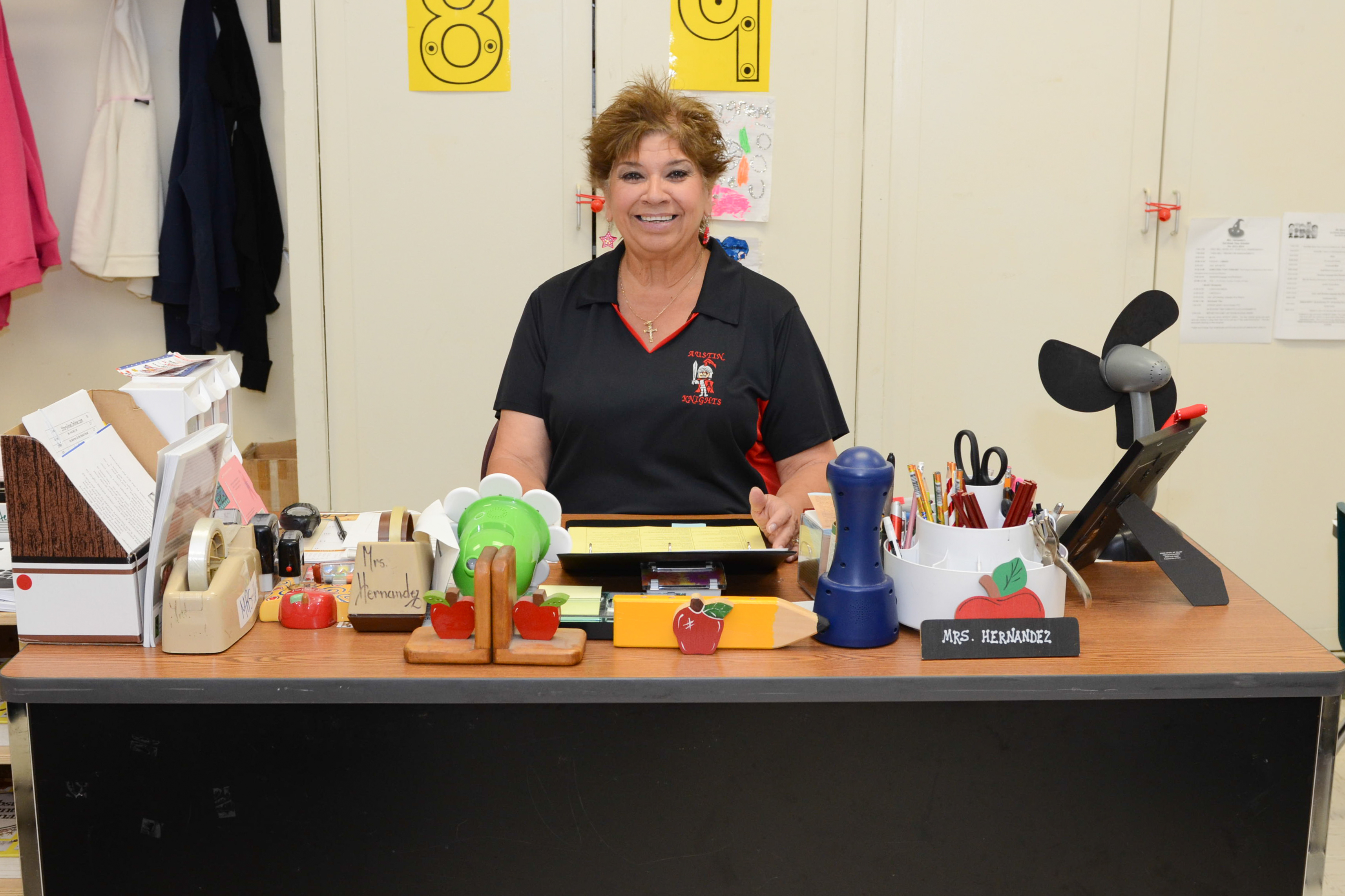 Teacher of the Week: Hernandez keeps student success at the forefront