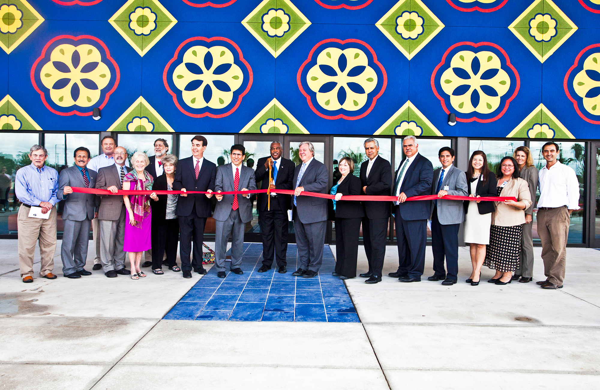 HCISD opens newest performance facility