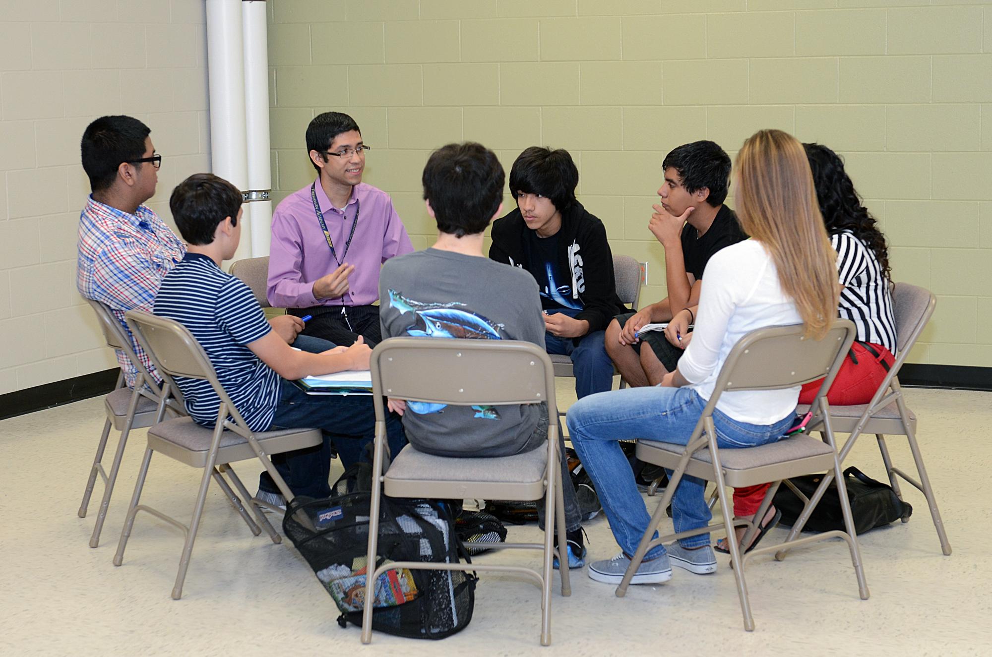 High schools speech programs partner to create district-wide achievement