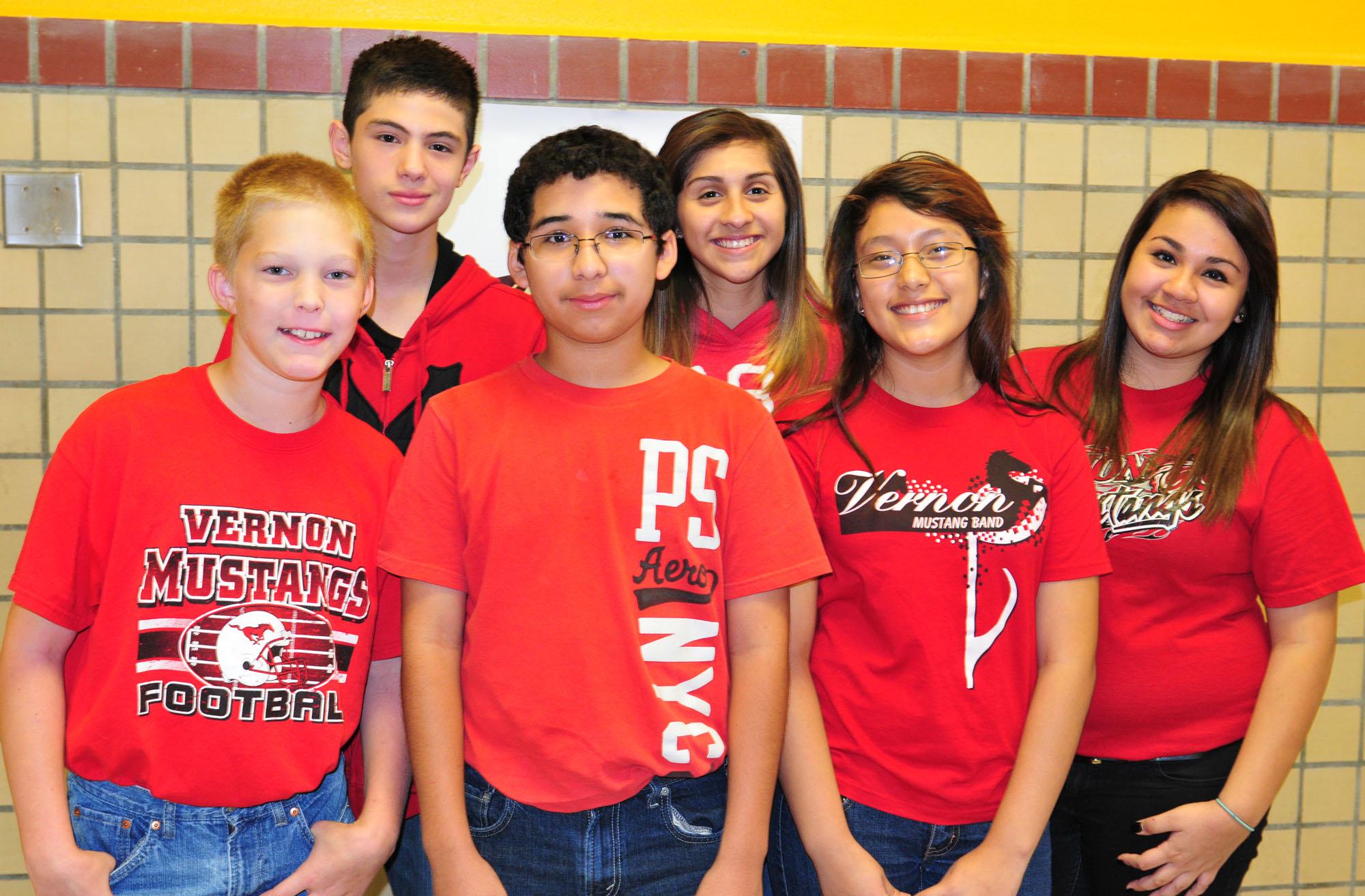 Schools across HCISD celebrate Red Ribbon Week