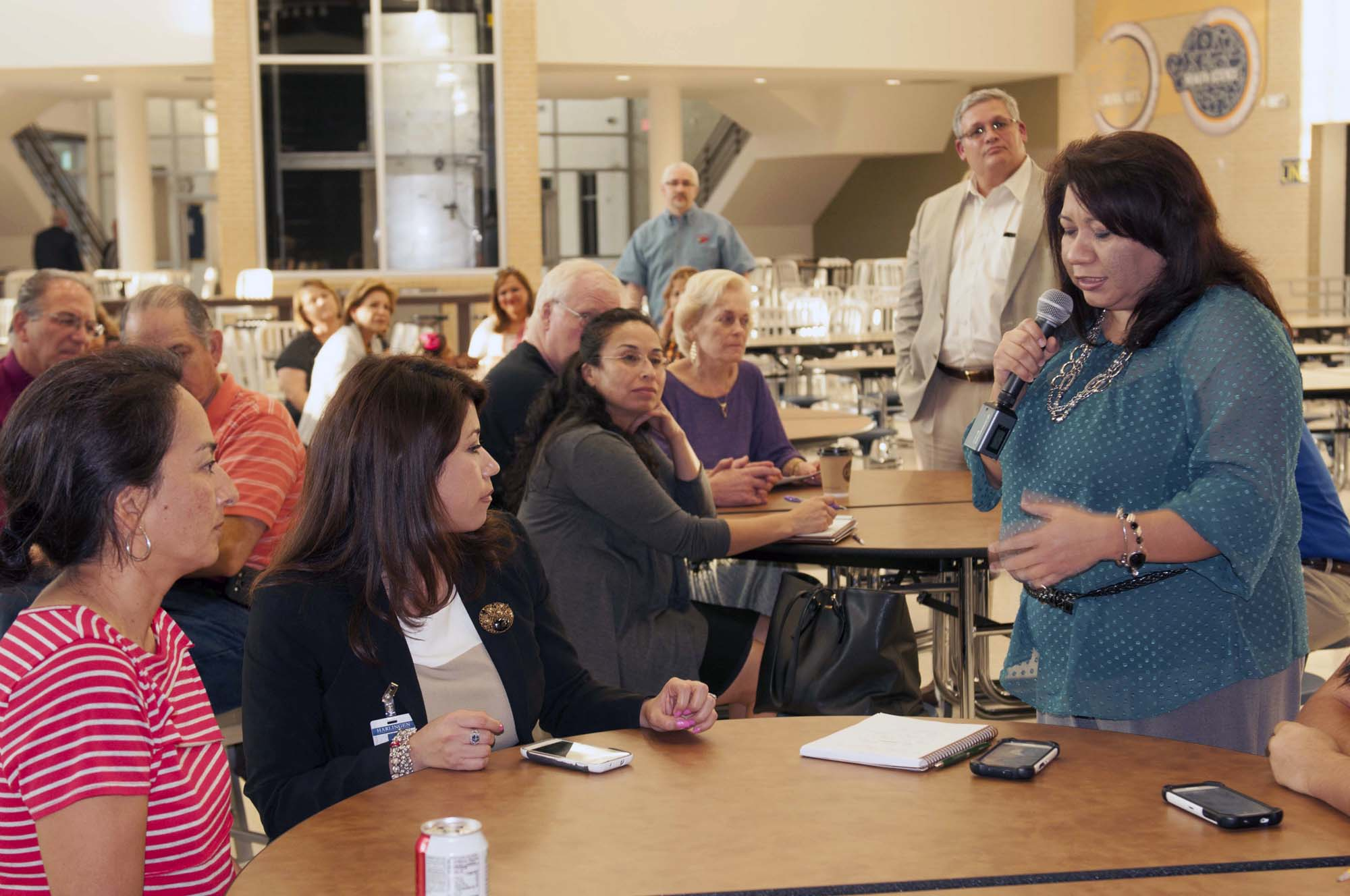 District combines forces with community to create strategic plan