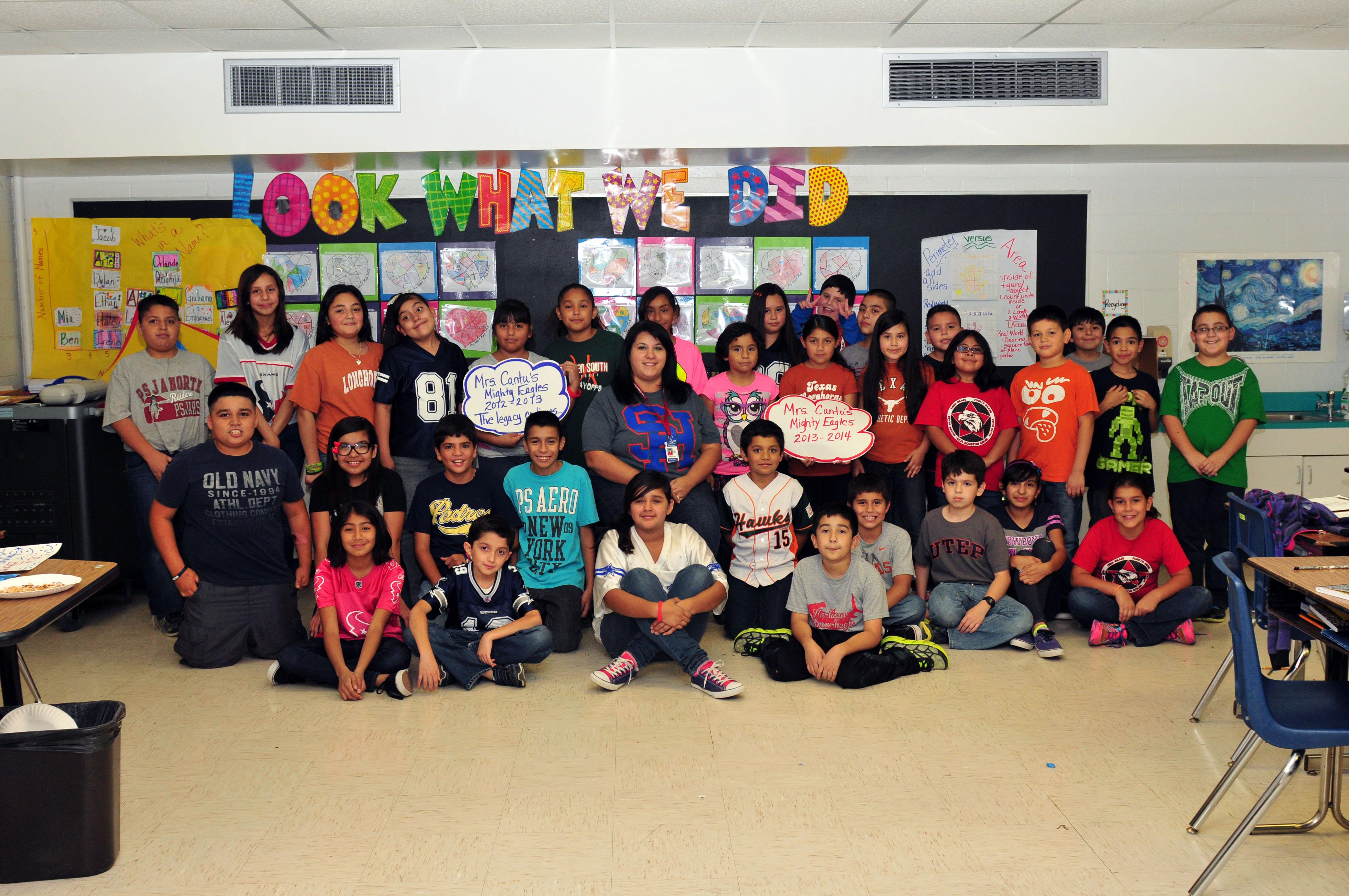 Teacher of the Week: Cantu helps her students create their legacy