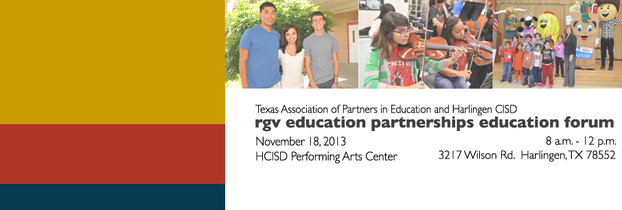 TAPE, HCISD host Regional Education Partnerships Forum