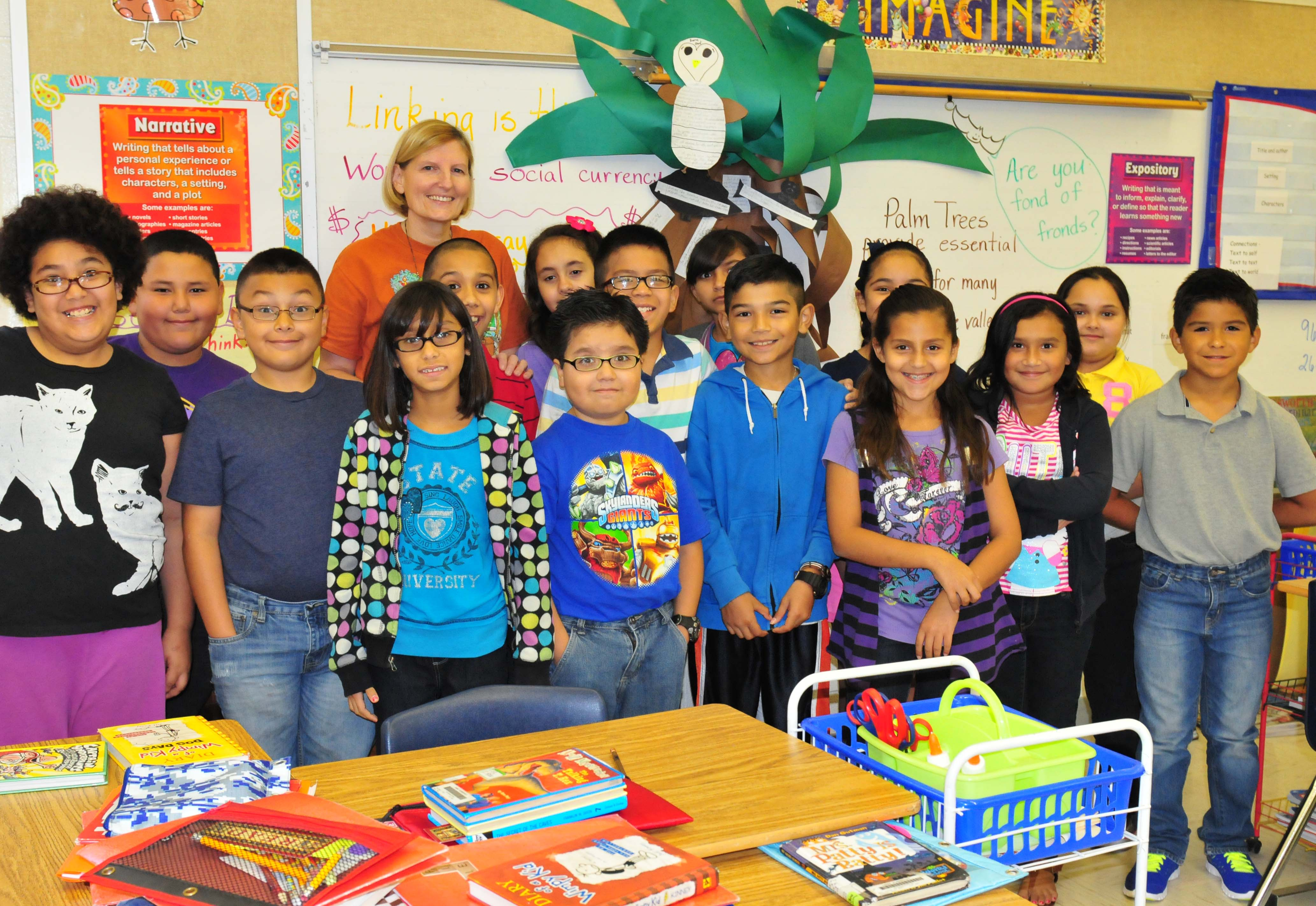 Teacher of the Week: Ralph shares love of education and nature with her students