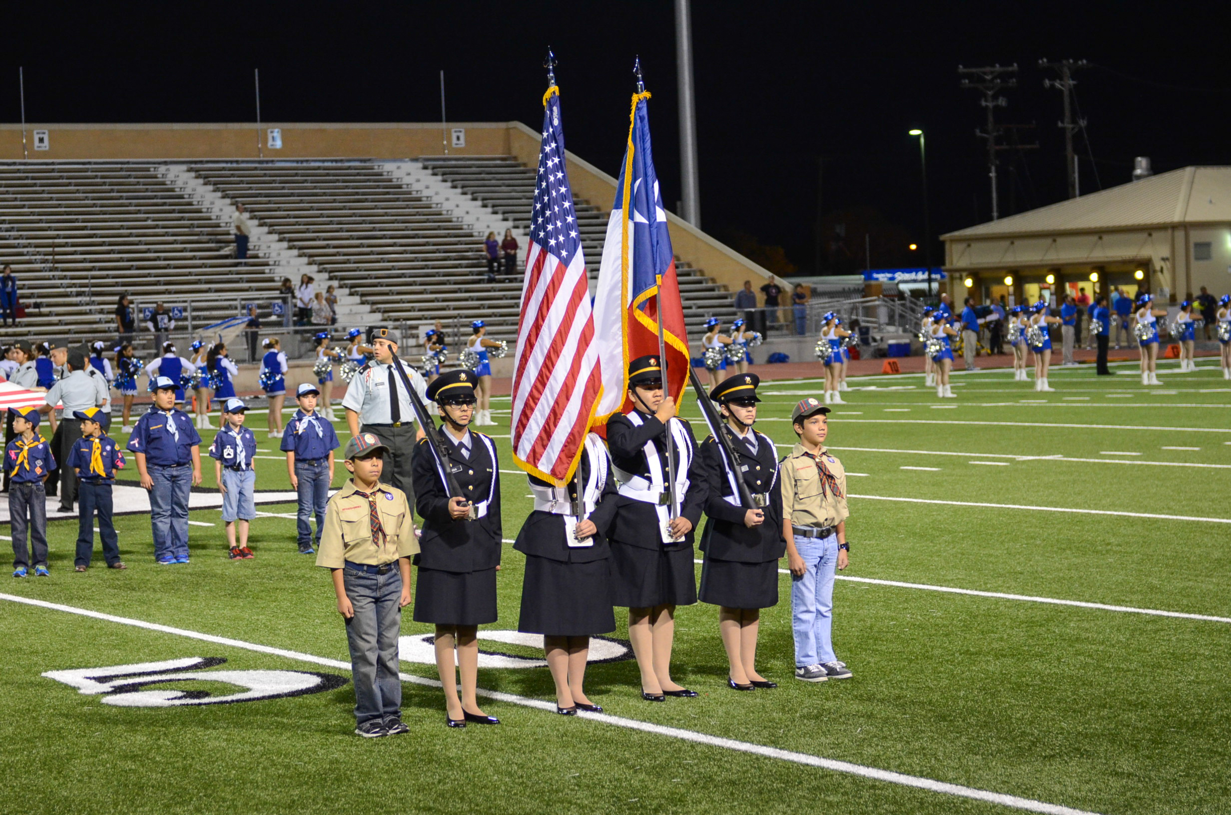 HCISD prepares to honor men and women in the armed forces during Veterans Day ceremonies