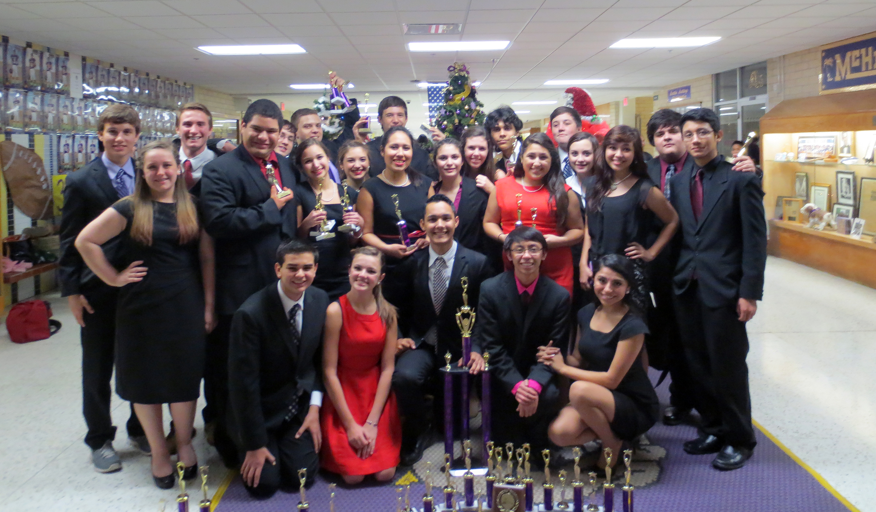 HHSS, Dr. Cano Academy Speech Drama and Debate soar above at McAllen tournament