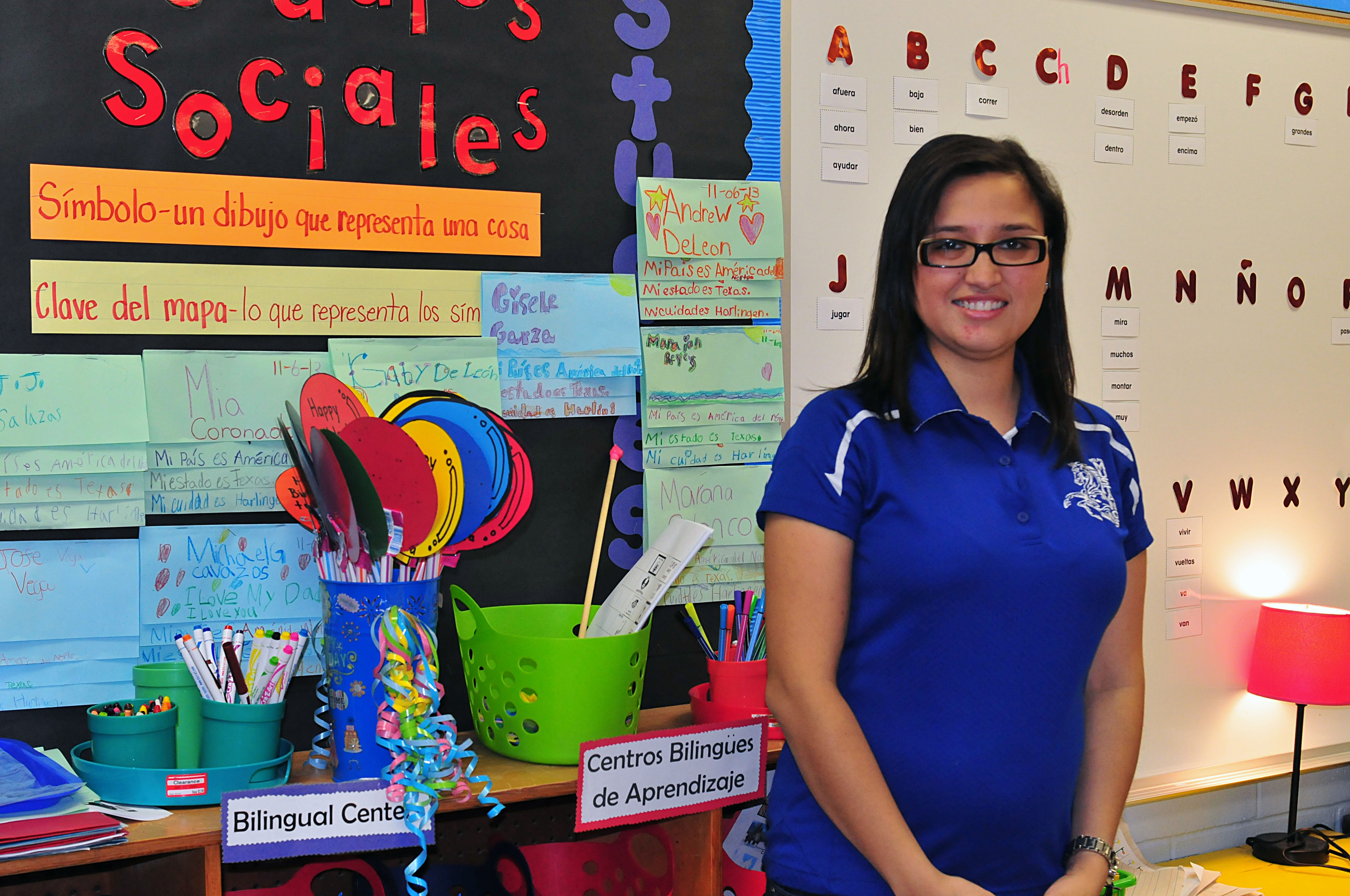Teacher of the Week: Lara knocks on doors for education