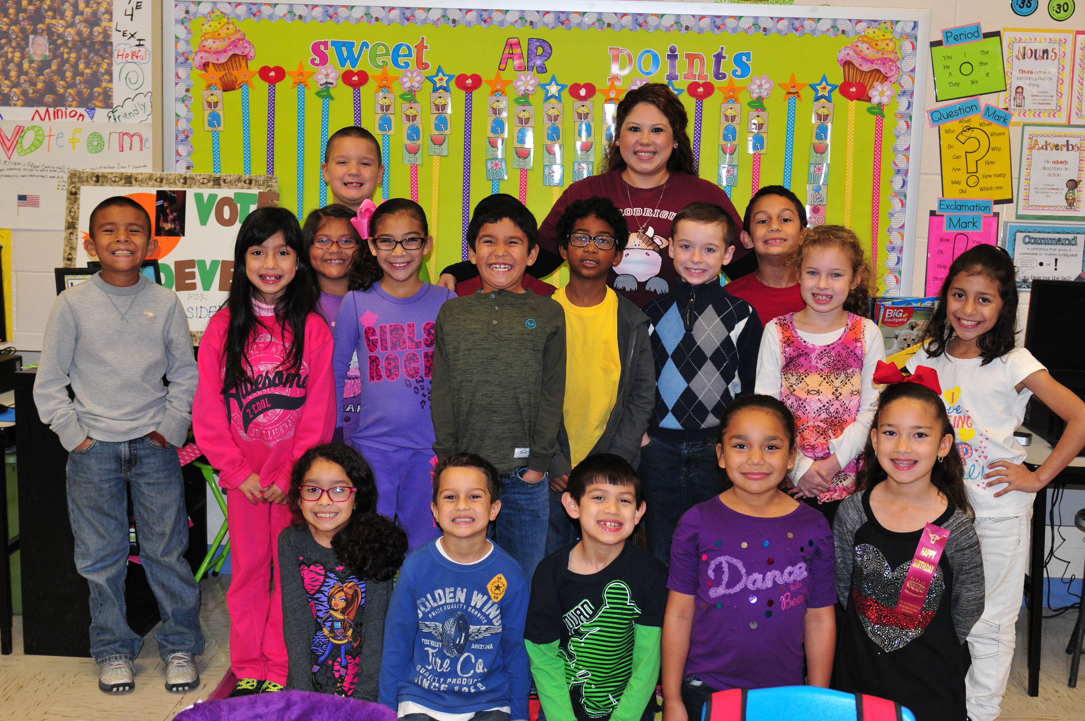 Teacher of the Week: Gonzales creates learning adventures for her students