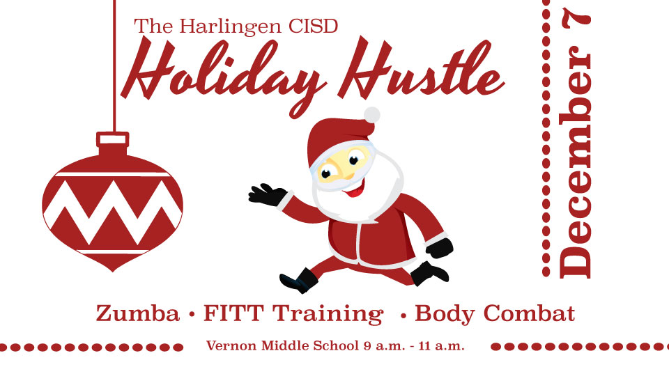 Fit 4 Life hosts Holiday Hustle fitness event