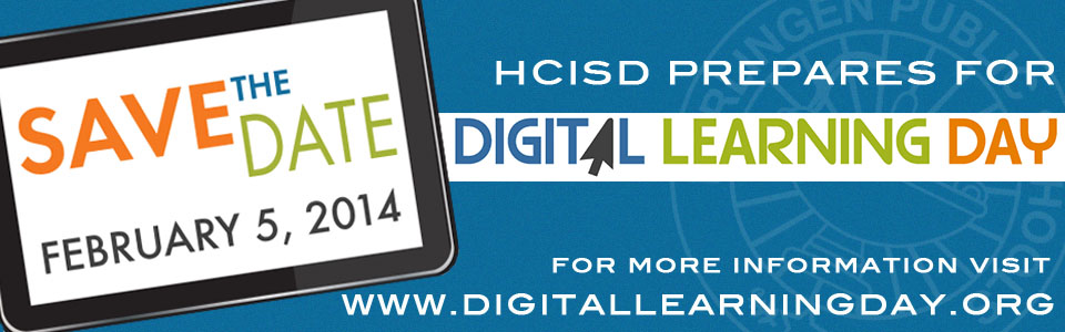 HCISD prepares for Digital Learning Day