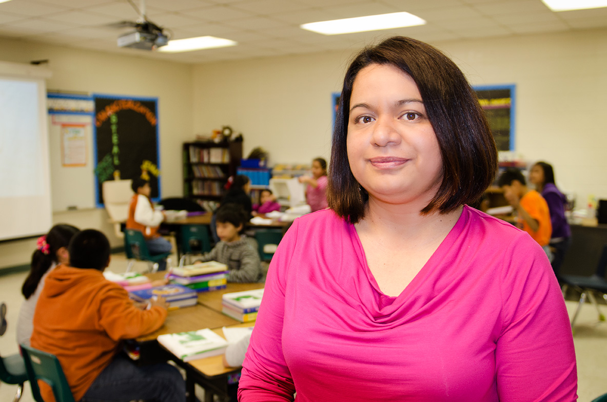 Teacher of the Week: Guetzow stays ready for new classroom adventures