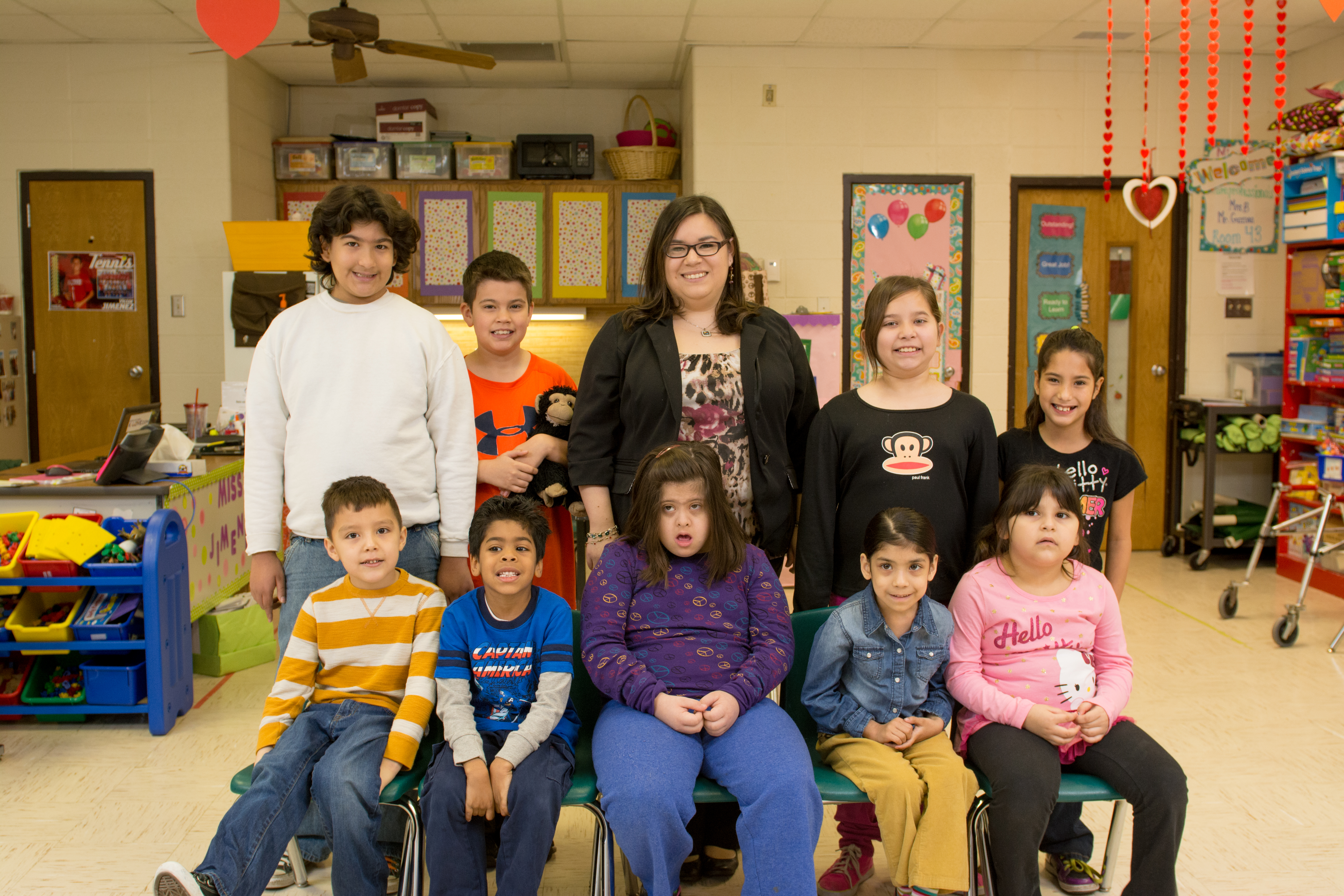Teacher of the Week: Jimenez keeps success and community a focus in the classroom
