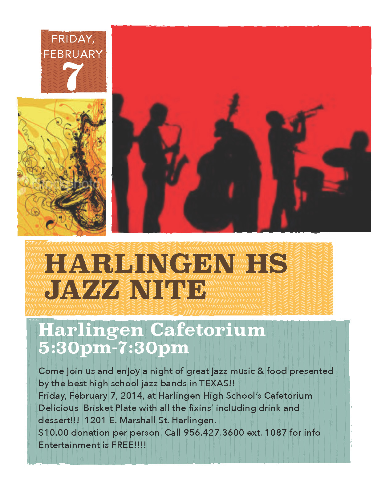 HHS Jazz invites community out for an evening of music