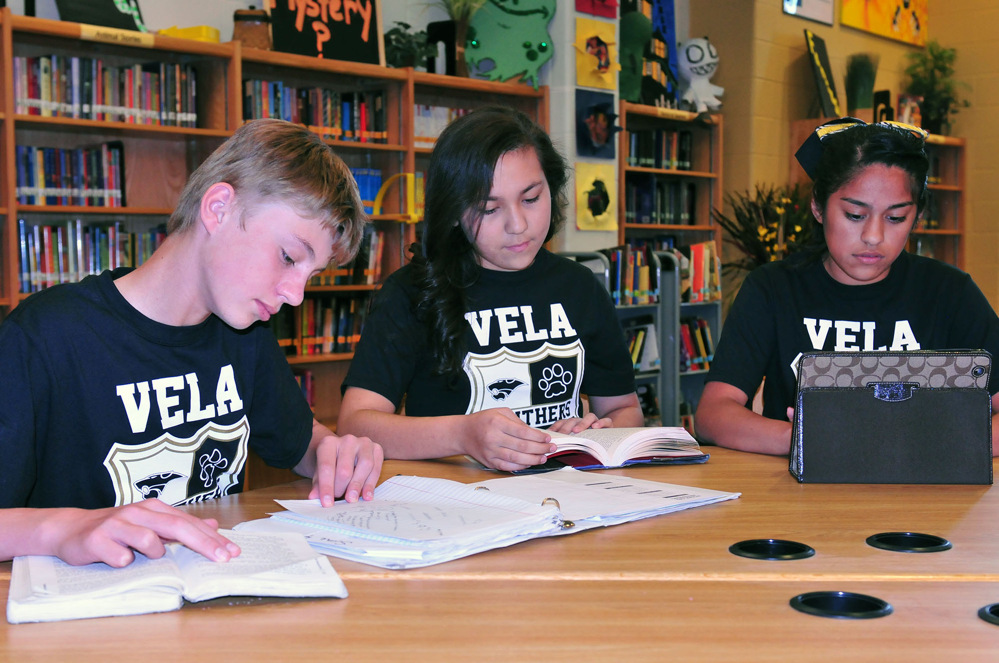 Vela University prepares students for high school success and beyond