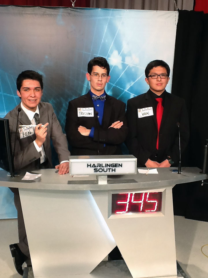 HHSS Masterminds head to third round of academic competition