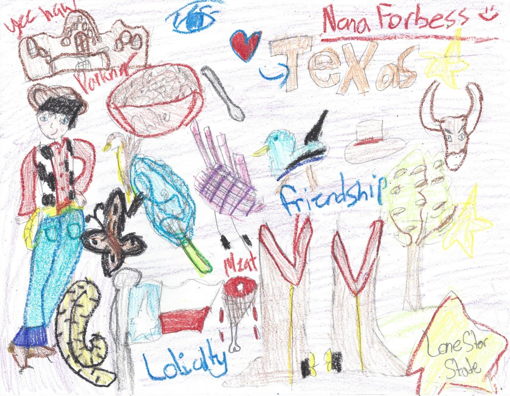 Nena Forbess, 3rd Grade
