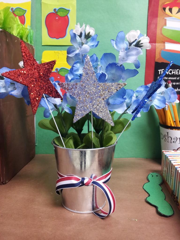 Nluebonnet Texas Bouquet, Sierra Anzaldua, Kindergarten