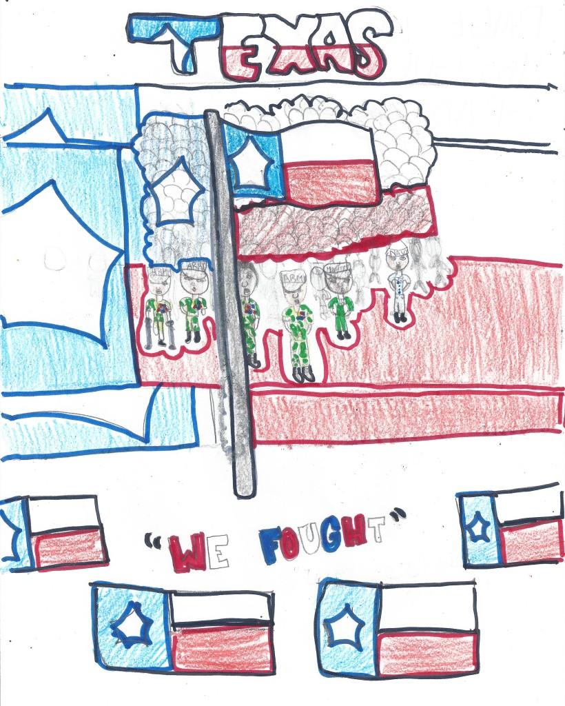 Paige Lozano, 5th Grade