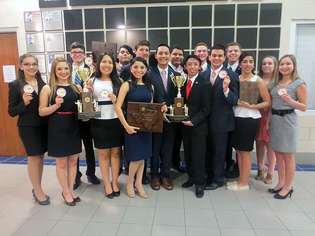 HHSS speech, drama and debate earn region 3 sweepstakes title