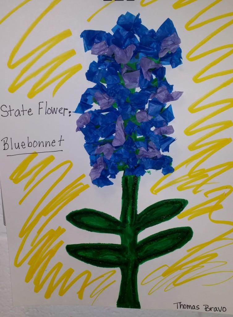Thomas Bravo, 3rd Grade