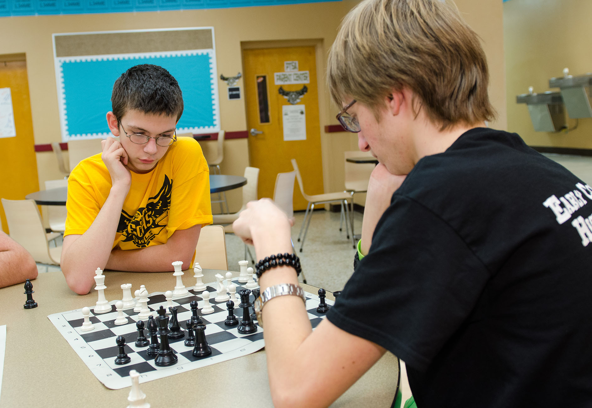 ECHS chess team places in top 20 at national chess tournament