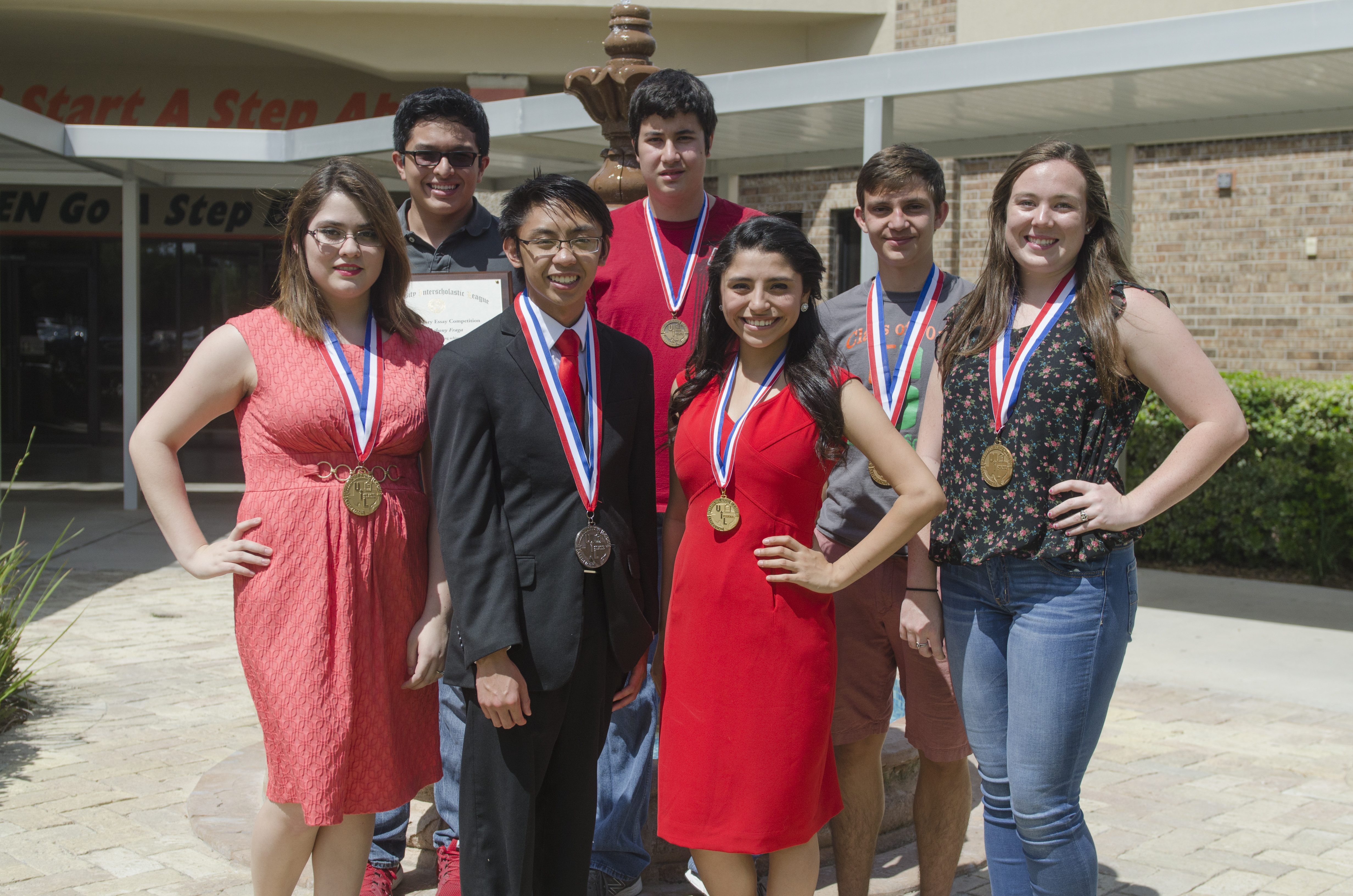 HS students outsmart the competition at State UIL Academic Meet