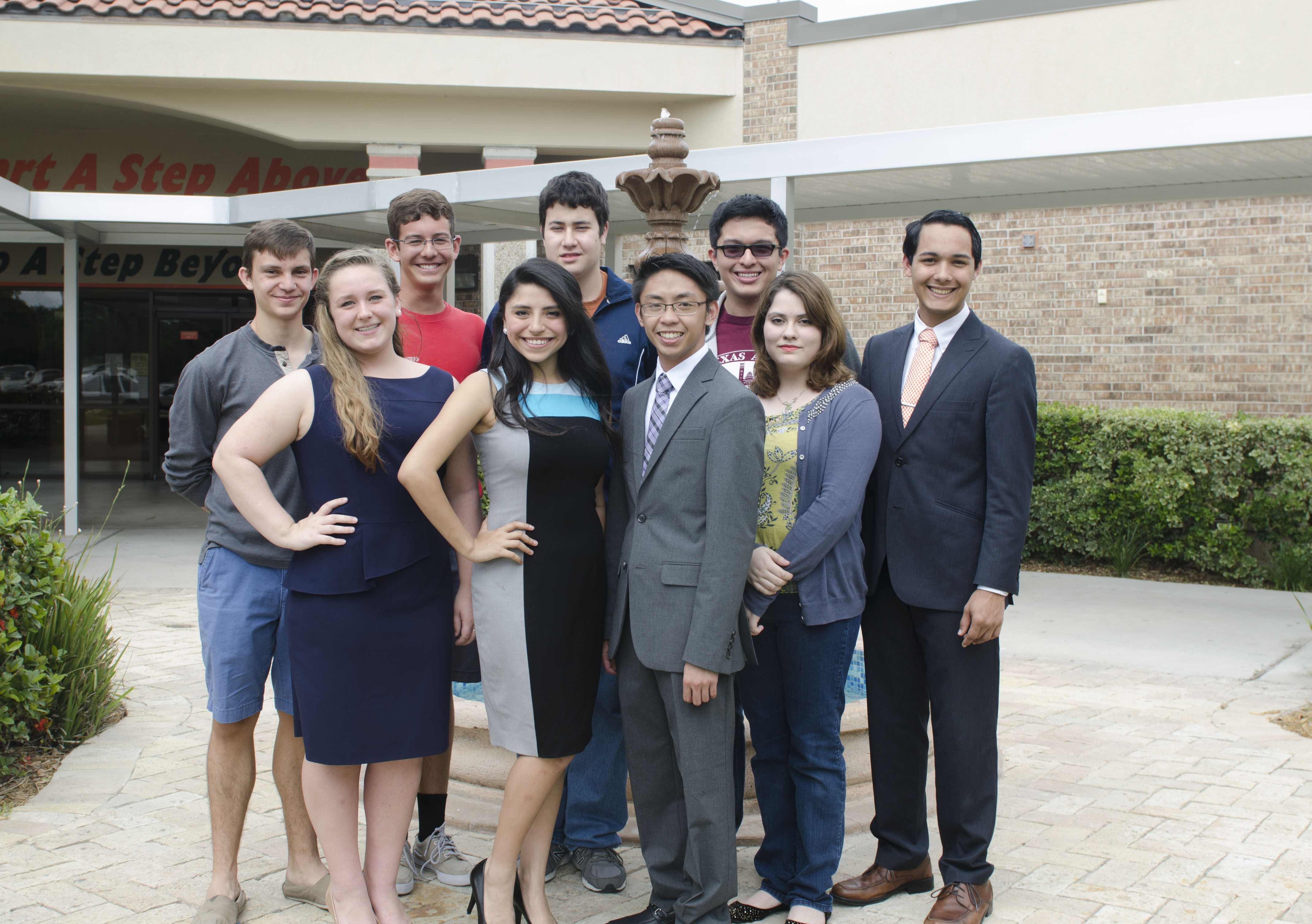 HS UIL Academic students advance to state competition