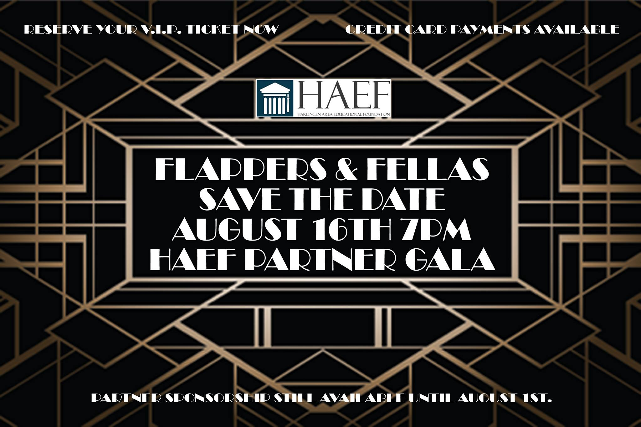 HAEF hosts 6th Annual Partner Gala, tickets available to community