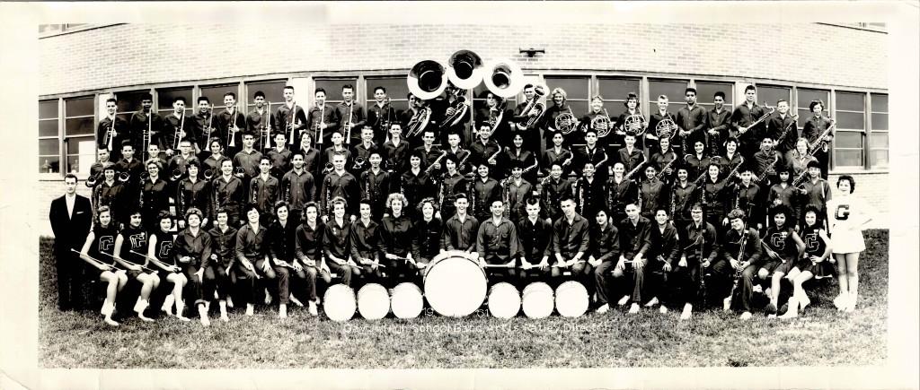 1961 Gay Junior High Band