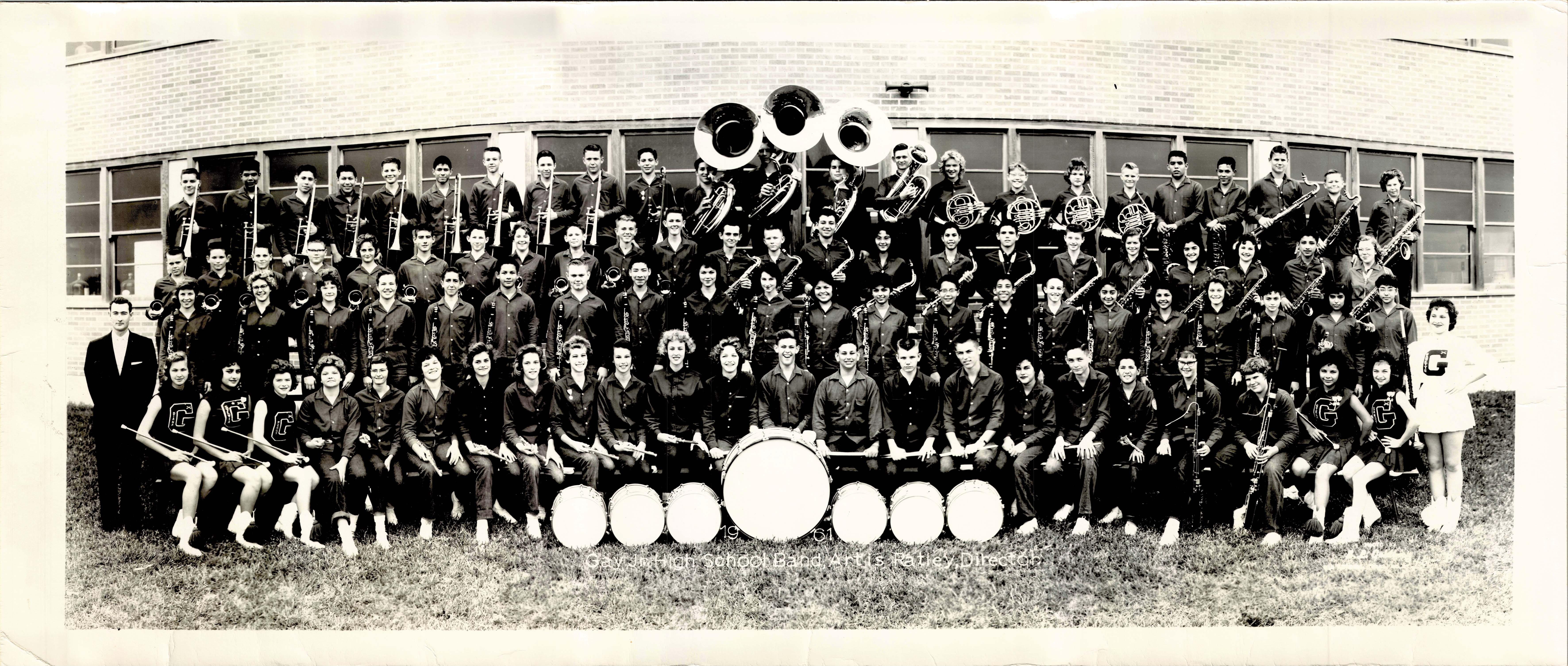 1964 Graduate Donates HCISD Memorabilia