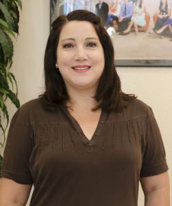 Minerva Galvan, Coordinator for Library Services