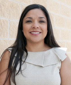 Tanya Garza, Principal Zavala Elementary