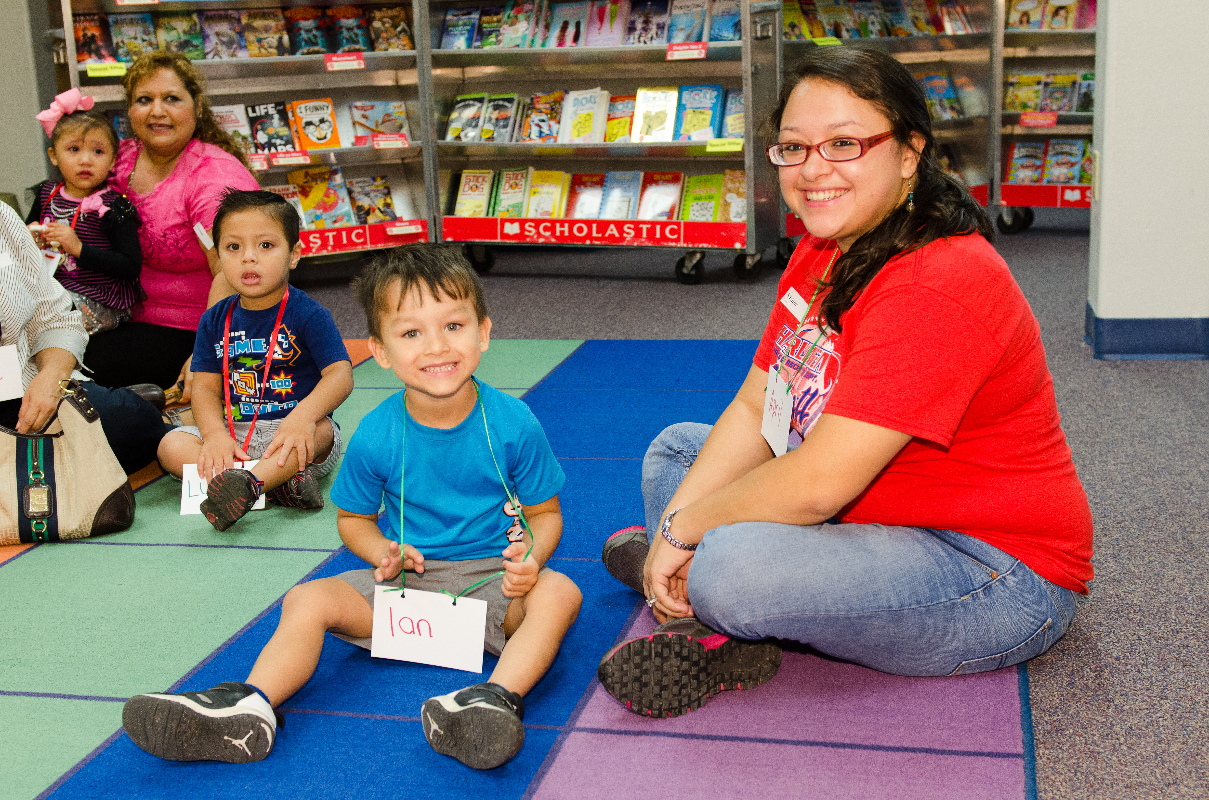 Harlingen community grows young minds with Read 3