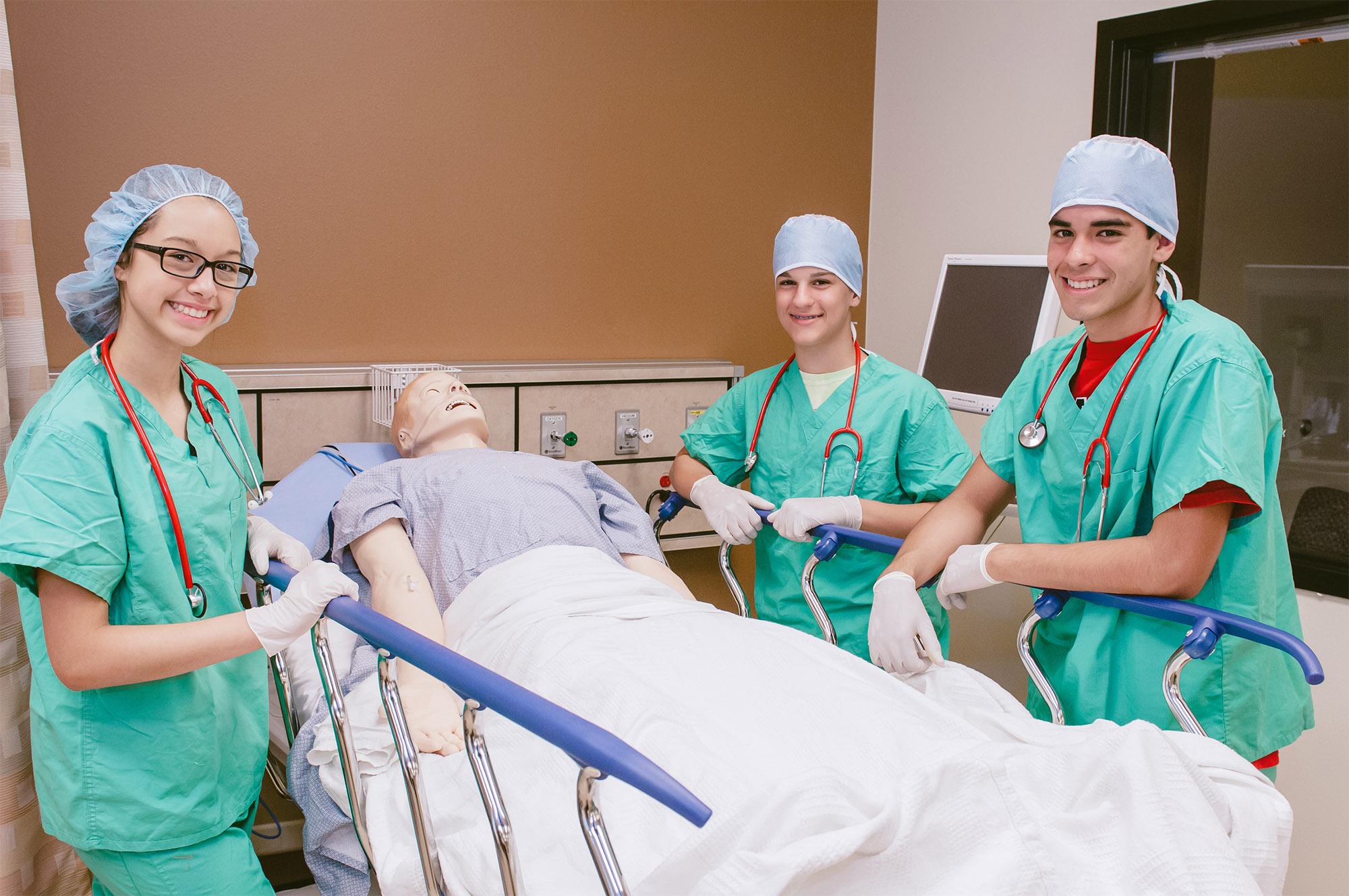 A Cut Above: Harlingen School of Health Professions opens its doors to future medical professionals
