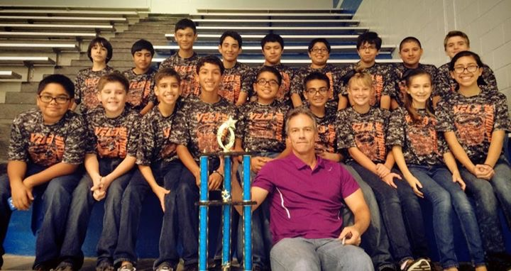 Whatever it takes: Vela percussion ensemble brings home first place