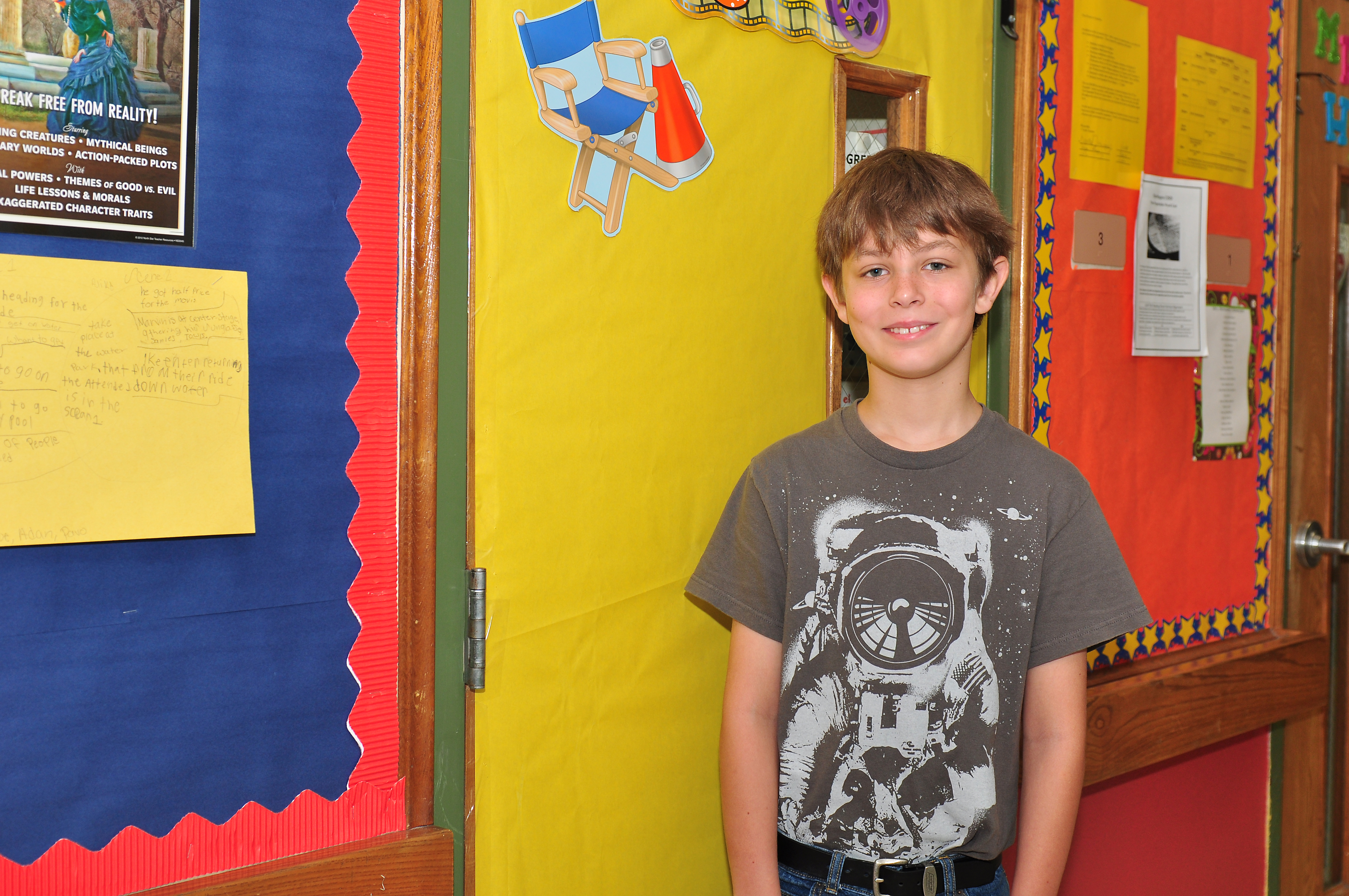 Student of the Week: Accelerated reader has his sights set on MIT