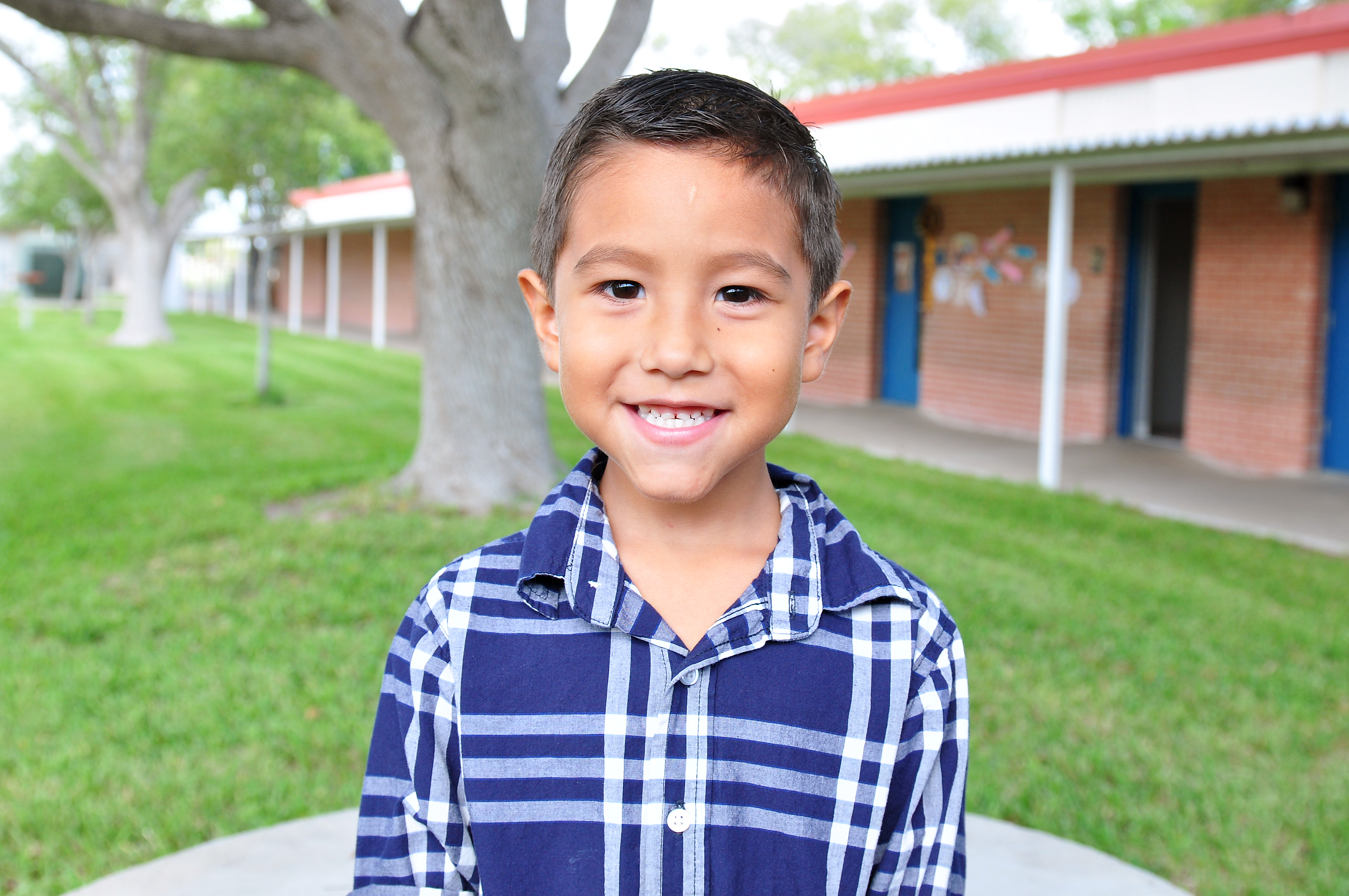 Student of the Week: Kinder student on a race toward success